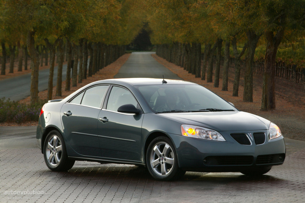 Pontiac G6 Sedan Specs Amp Photos 2004 2005 2006 2007