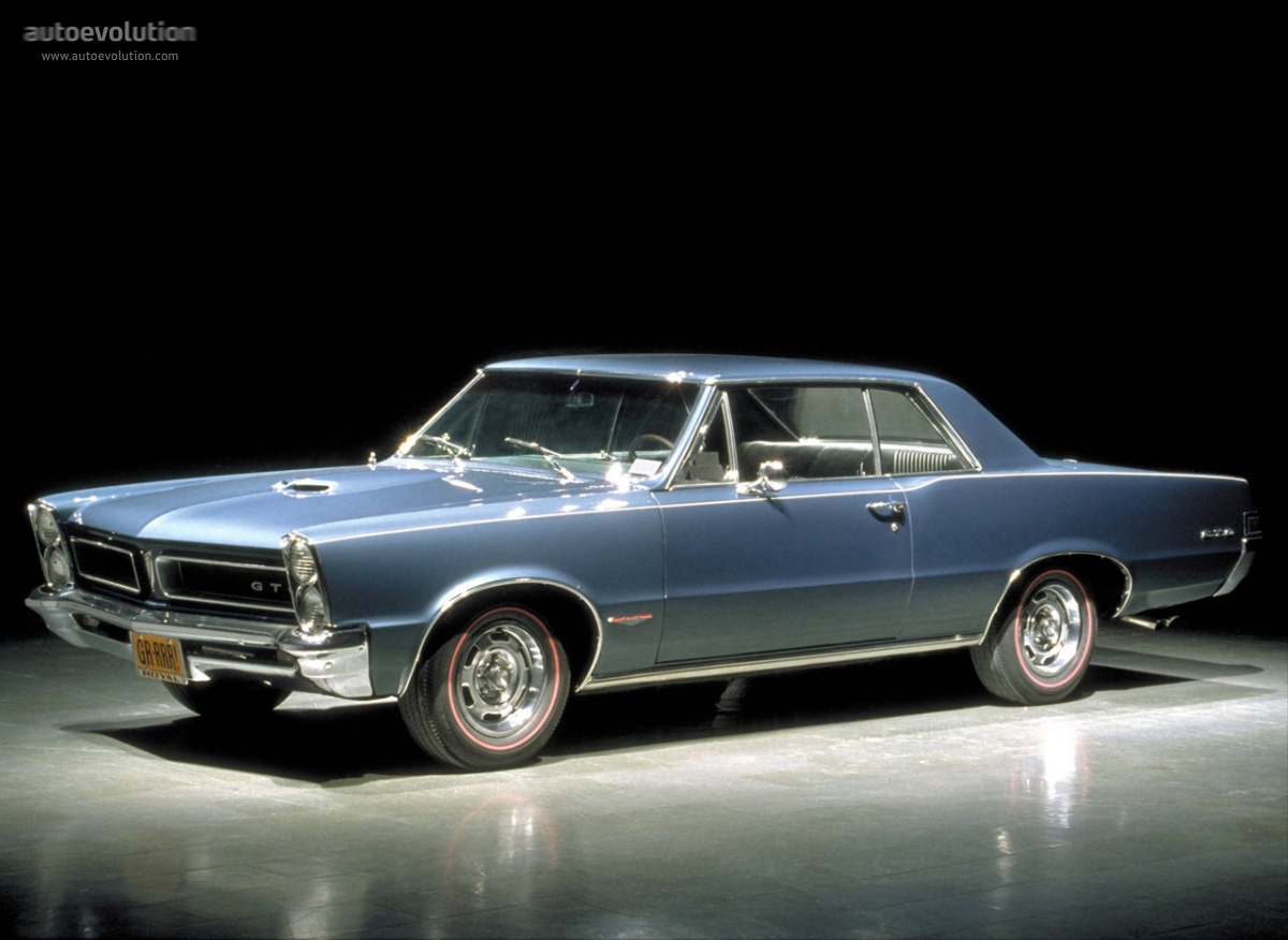 pontiac gto specs 1965 1966 1967 1968 autoevolution. Black Bedroom Furniture Sets. Home Design Ideas