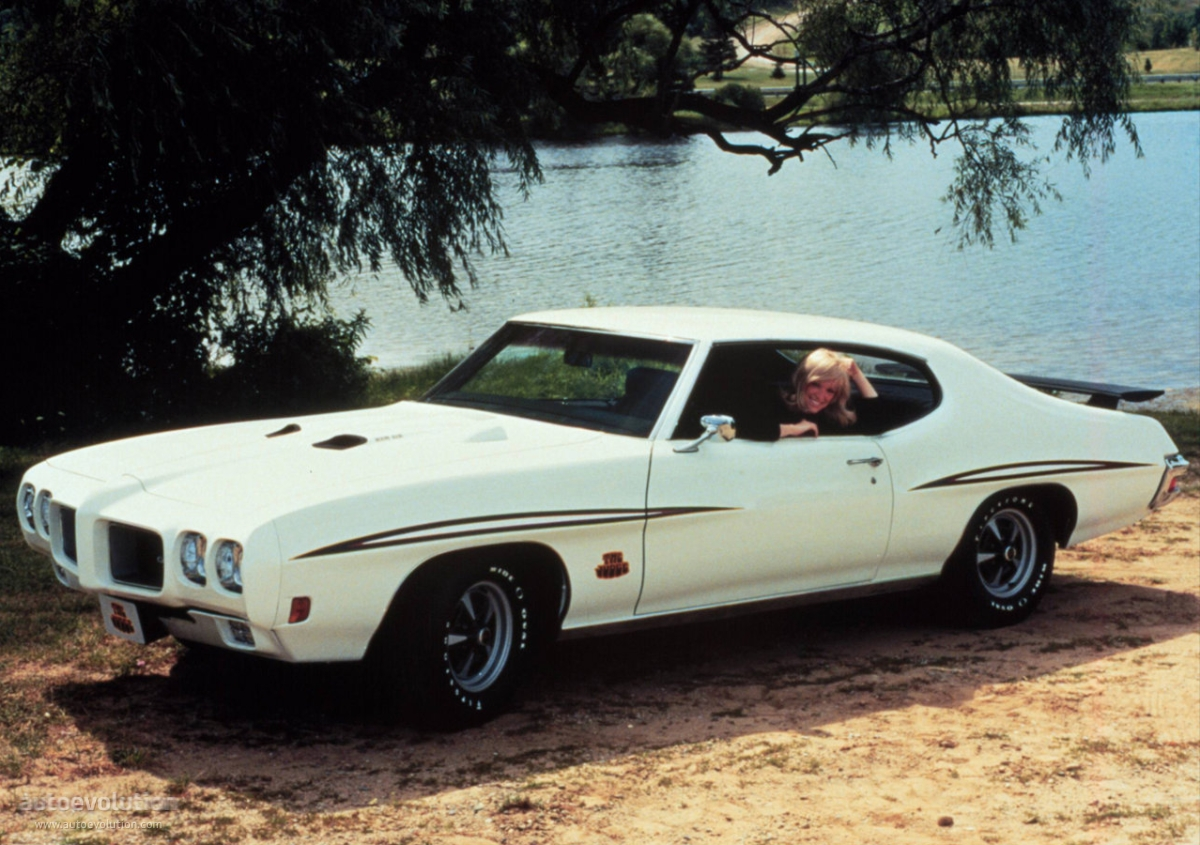 PONTIAC GTO specs  1970 1971 1972 1973 1974  autoevolution