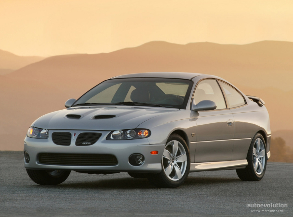 PONTIAC GTO specs & photos - 2003, 2004, 2005, 2006 - autoevolution