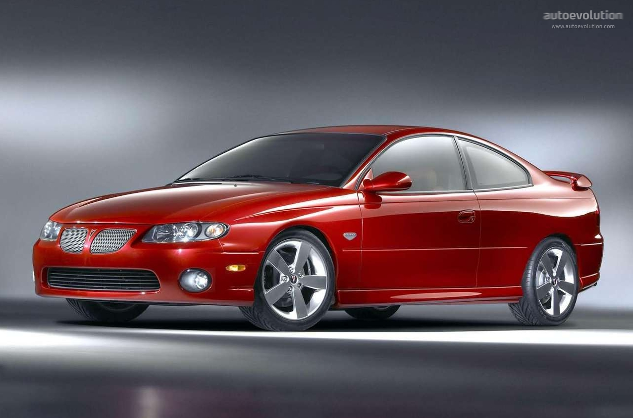 Pontiac Gto 2003 2006