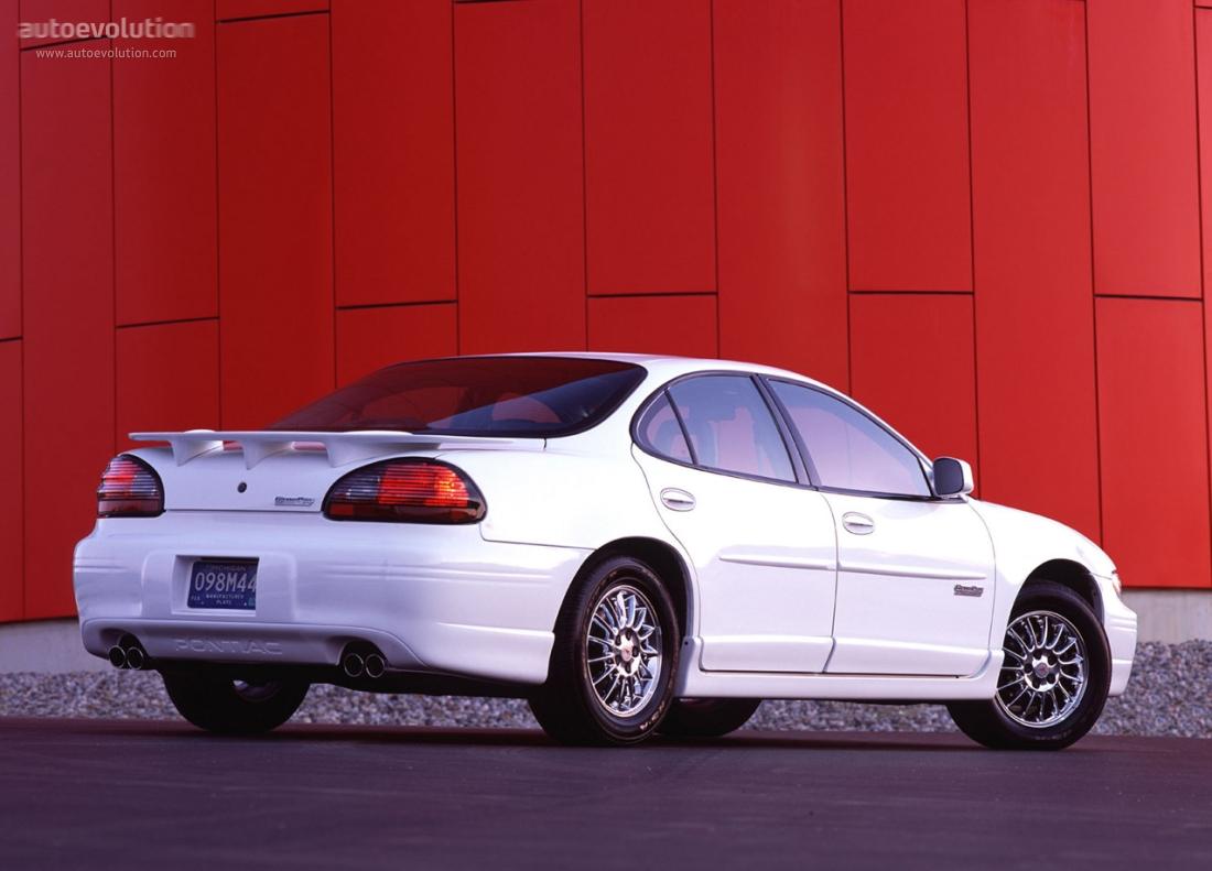 New Trans Am >> PONTIAC Grand Prix specs & photos - 1997, 1998, 1999, 2000 ...