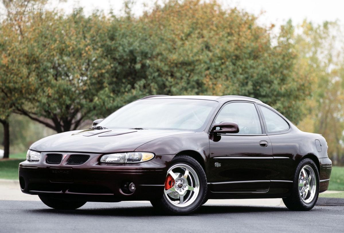 Pontiac pontiac gxp specs : PONTIAC Grand Prix Coupe specs - 1996, 1997, 1998, 1999, 2000 ...