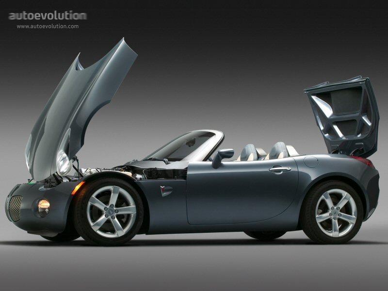 Pontiac Solstice 2005 2006 2007 2008 2009