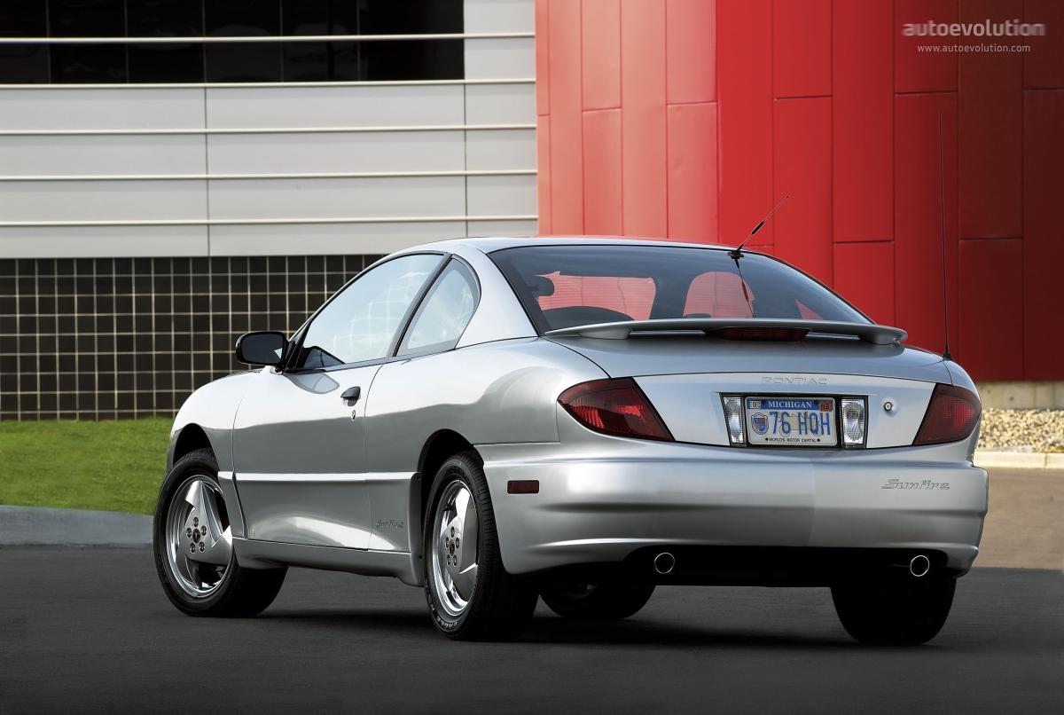 Pontiac Sunfire Specs  U0026 Photos - 2001  2002  2003  2004  2005