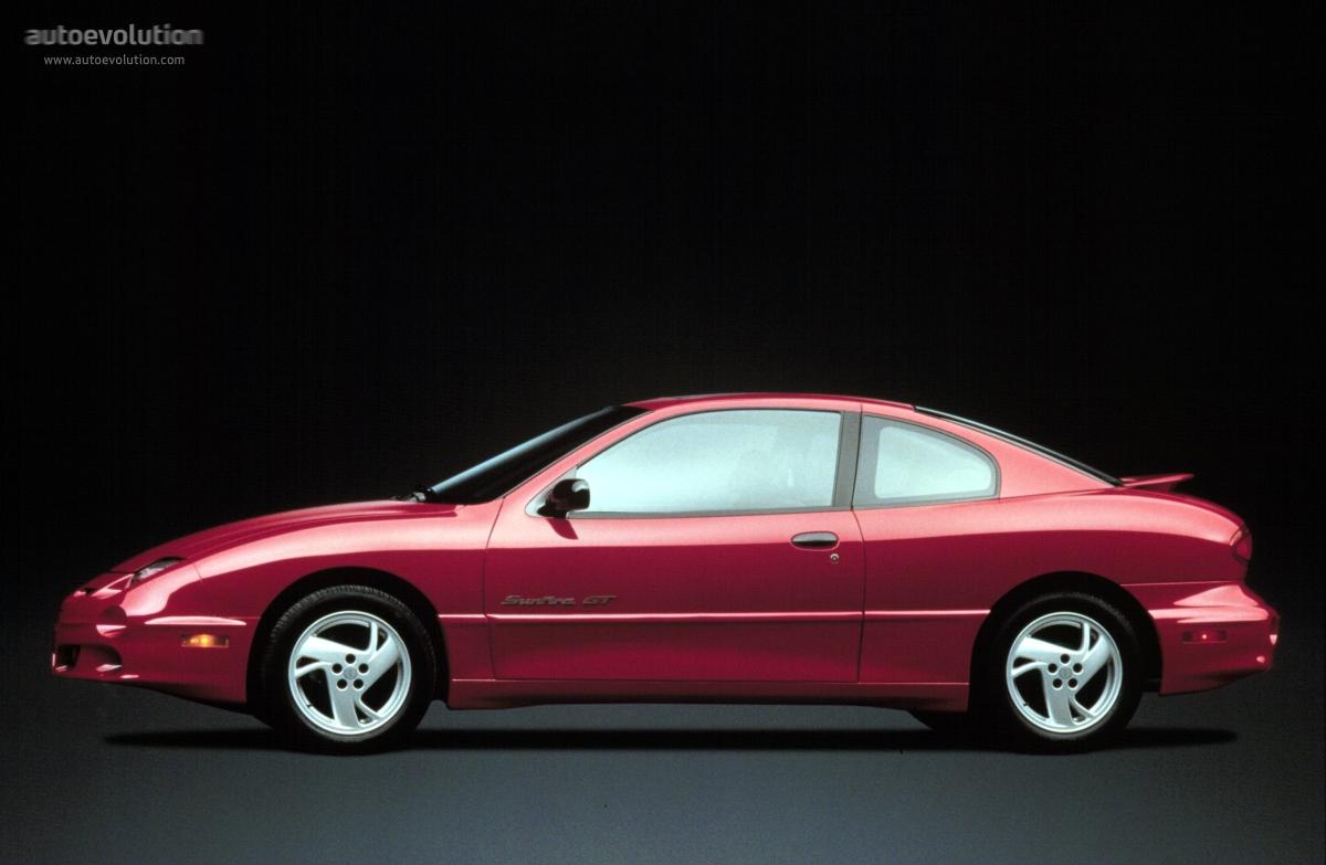 Pontiac Sunfire 2000 2002