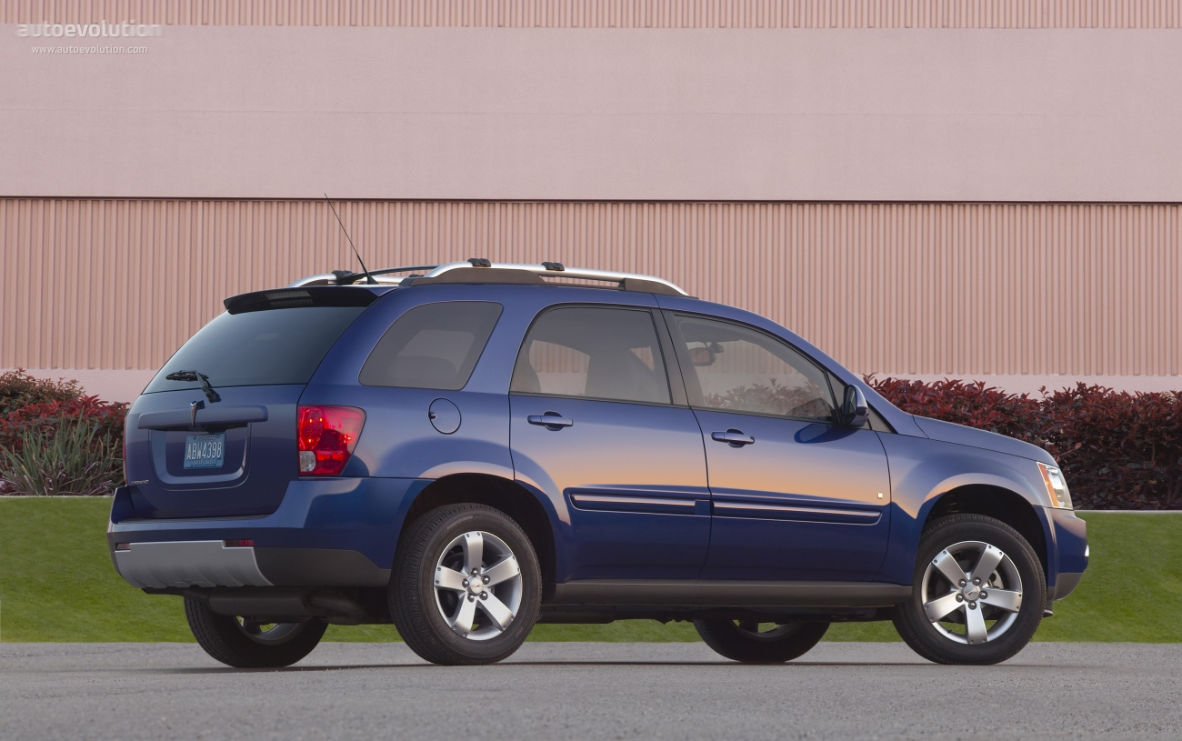 Pontiac Torrent Specs Amp Photos 2005 2006 2007 2008