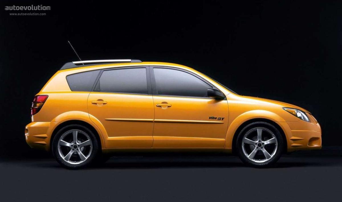 Pontiac Vibe Gt Specs 2003 2004 2005 2006 2007