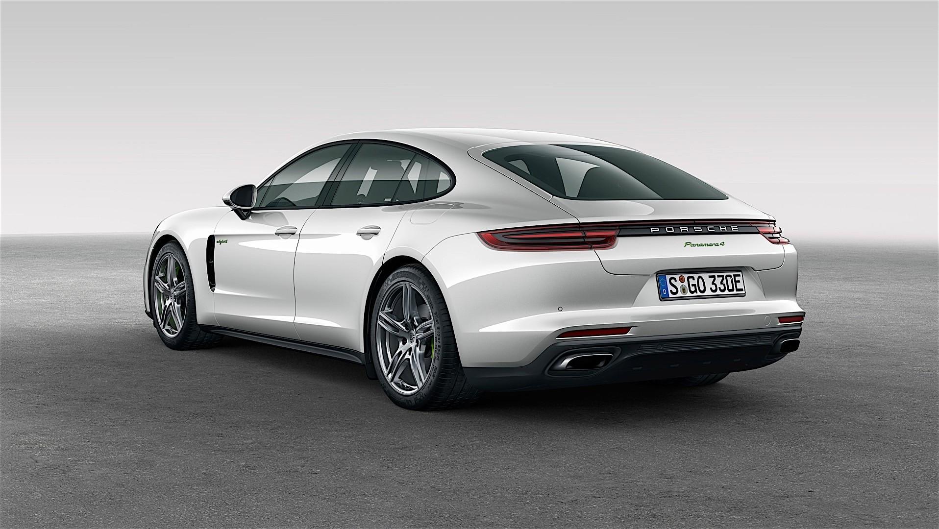 Porsche Panamera 4 E Hybrid 2016 Present