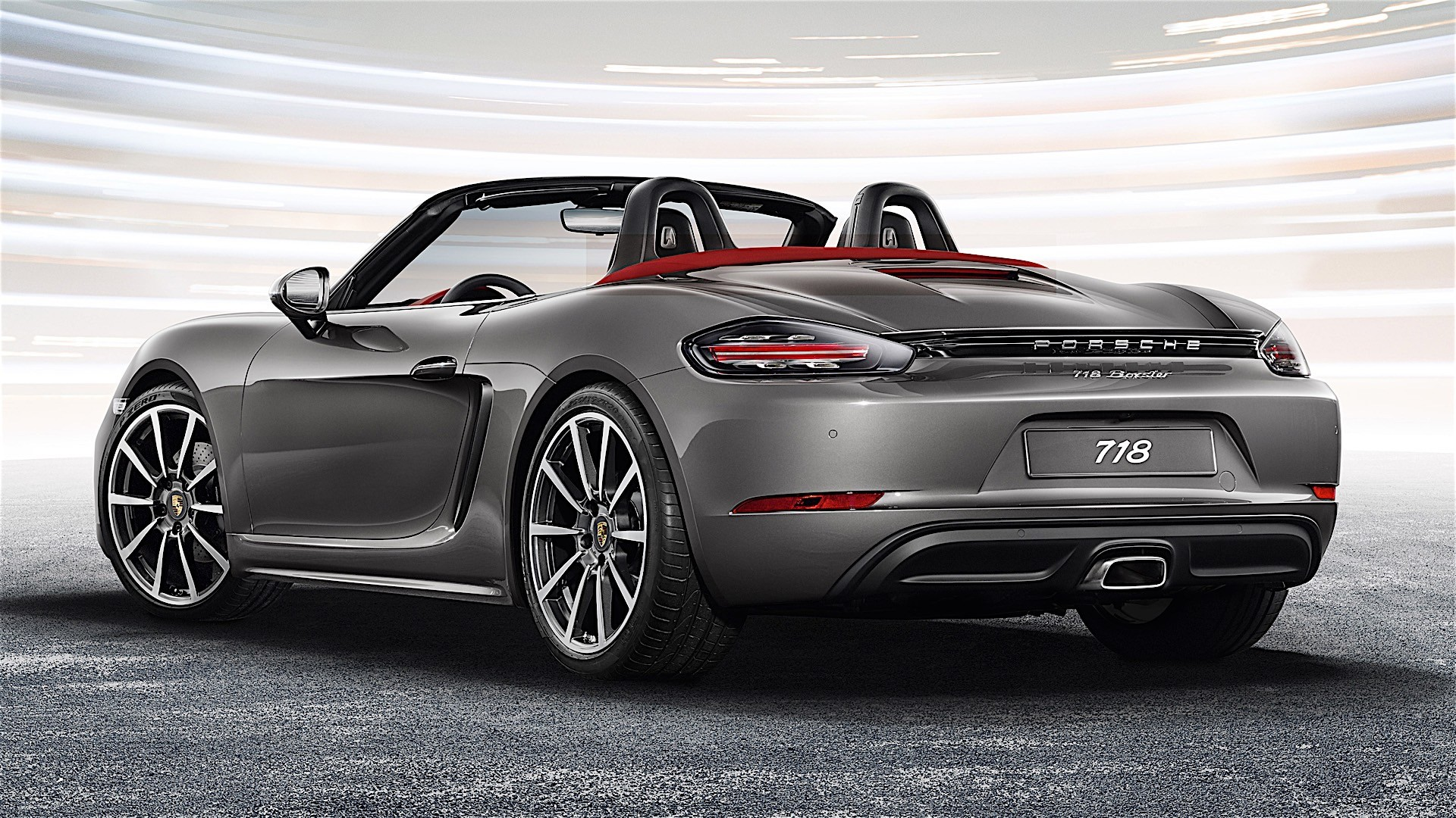 porsche 718 boxster 2016 2017 autoevolution. Black Bedroom Furniture Sets. Home Design Ideas