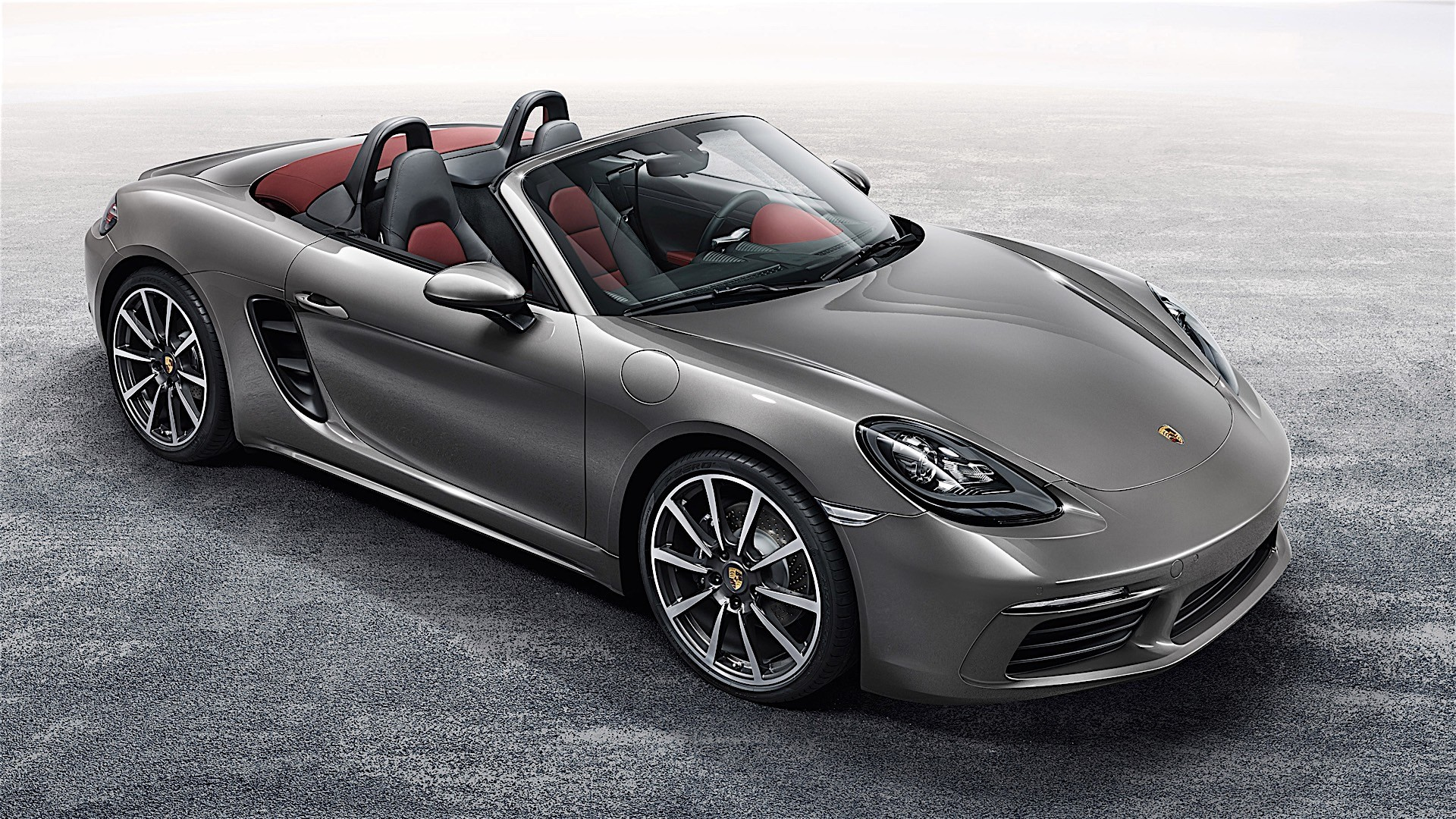 porsche 718 boxster 982 specs photos 2016 2017. Black Bedroom Furniture Sets. Home Design Ideas