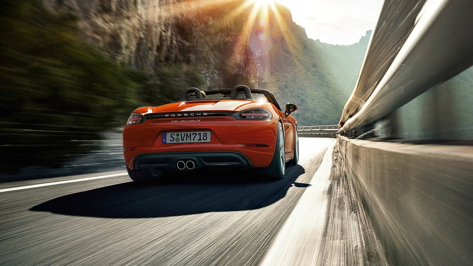 Porsche Boxster S US Wallpapers and HD Images Car Pixel