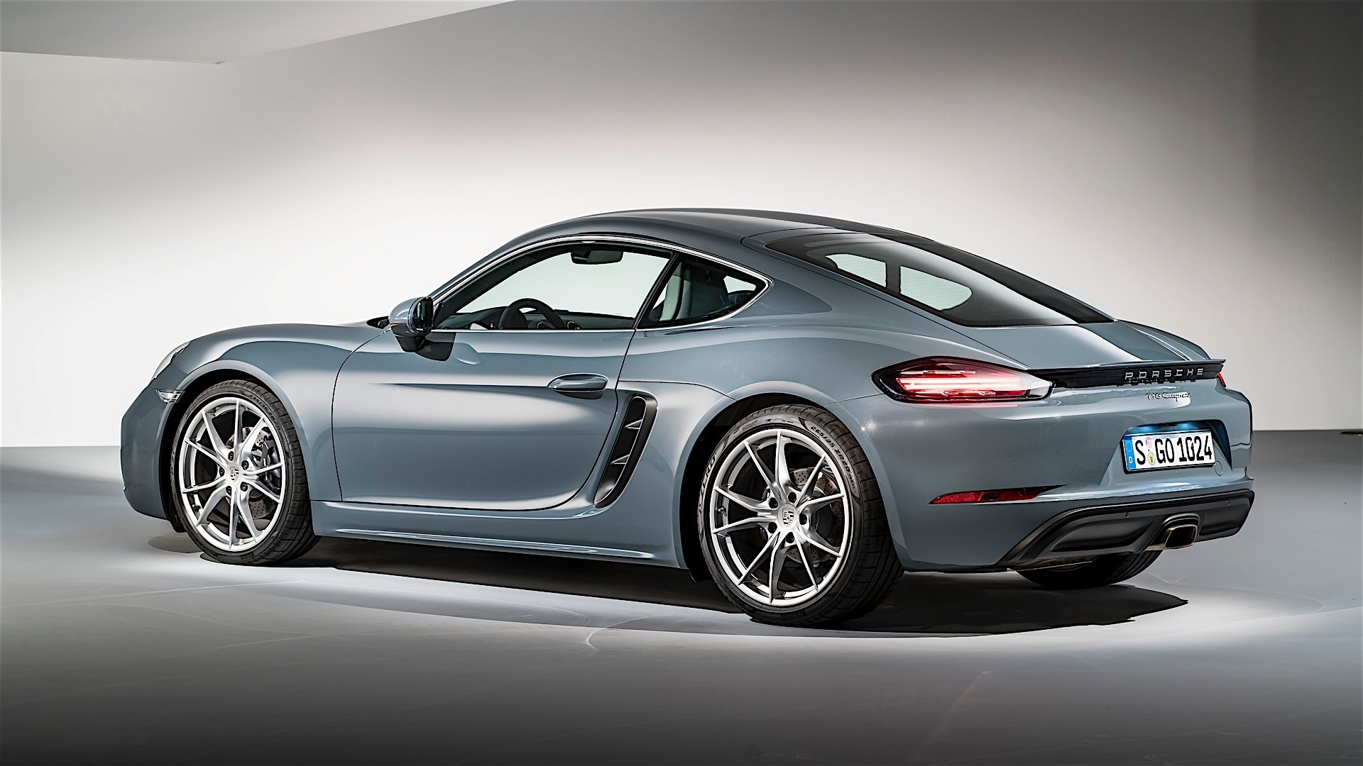 porsche 718 cayman 982c specs 2016 2017 2018 autoevolution. Black Bedroom Furniture Sets. Home Design Ideas