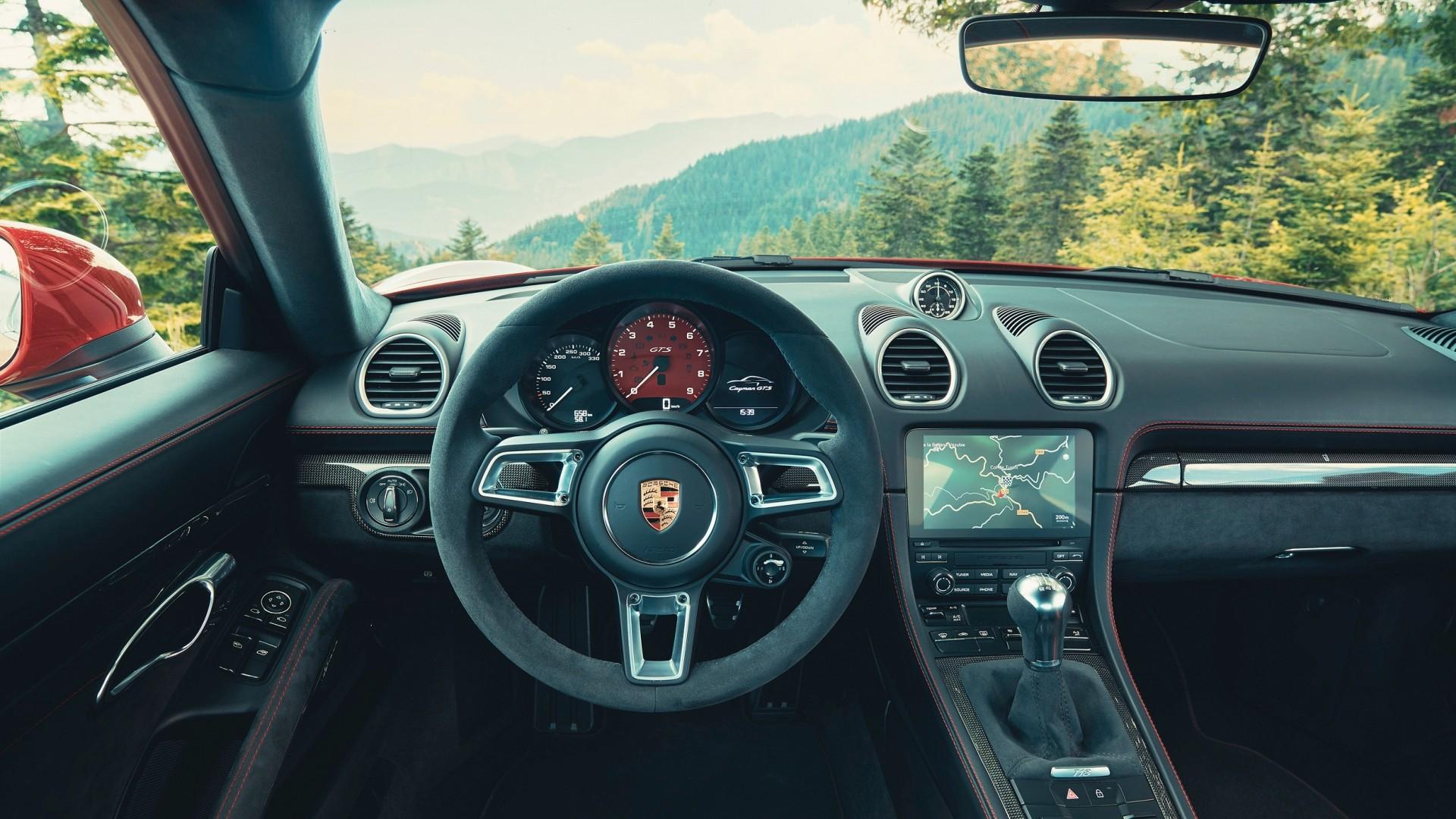 Porsche 718 Cayman Gts 4 0 Specs Amp Photos 2019 2020