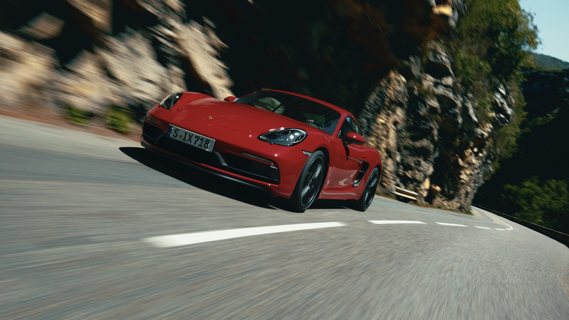 PORSCHE 718 Cayman GTS 4.0 specs & photos - 2019, 2020 - autoevolution
