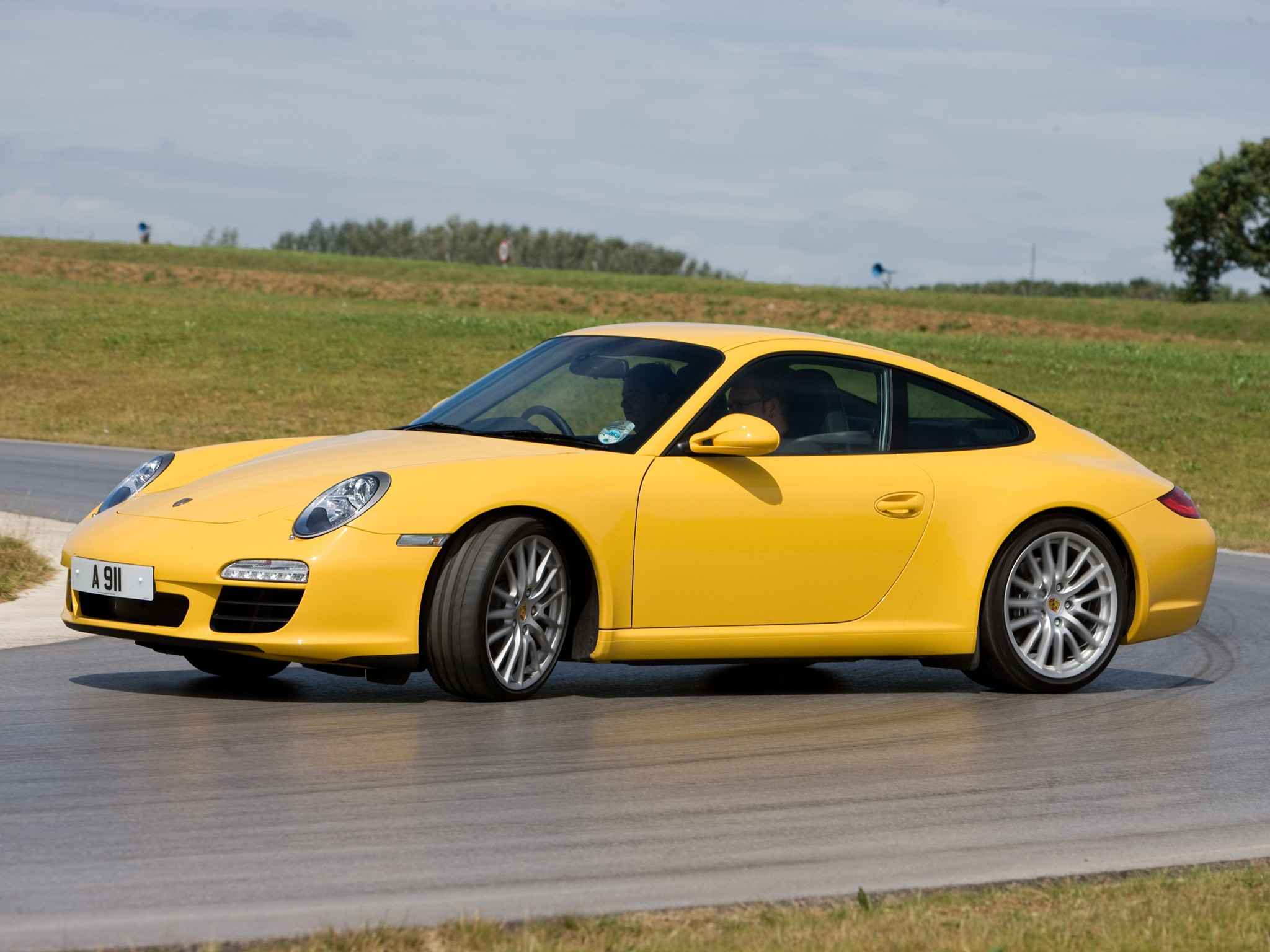 Porsche 911 Carrera 997 Specs Amp Photos 2008 2009