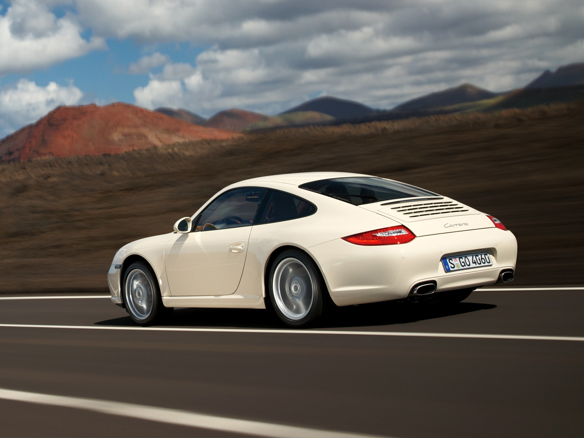 PORSCHE 911 Carrera (997) - 2008, 2009, 2010, 2011, 2012 ...