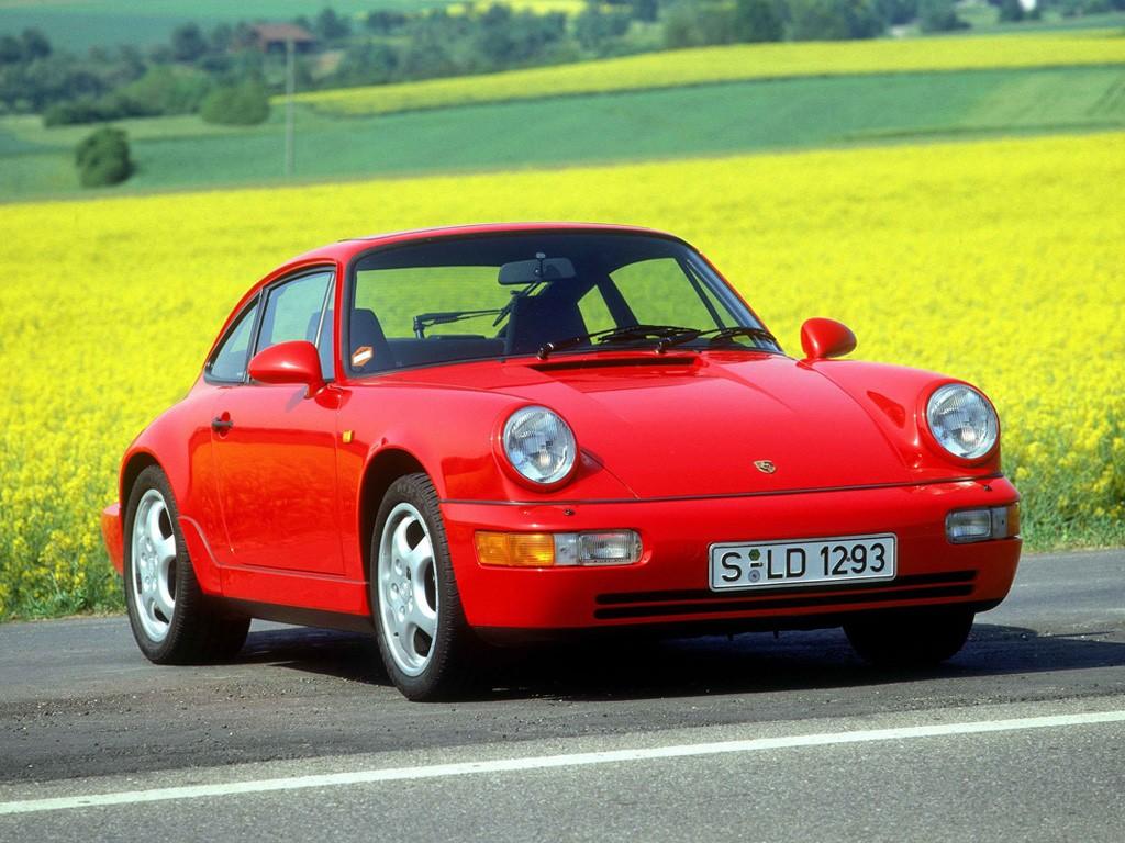 porsche 911 carrera 4 964 1988 1989 1990 1991 1992 1993 autoevolution. Black Bedroom Furniture Sets. Home Design Ideas