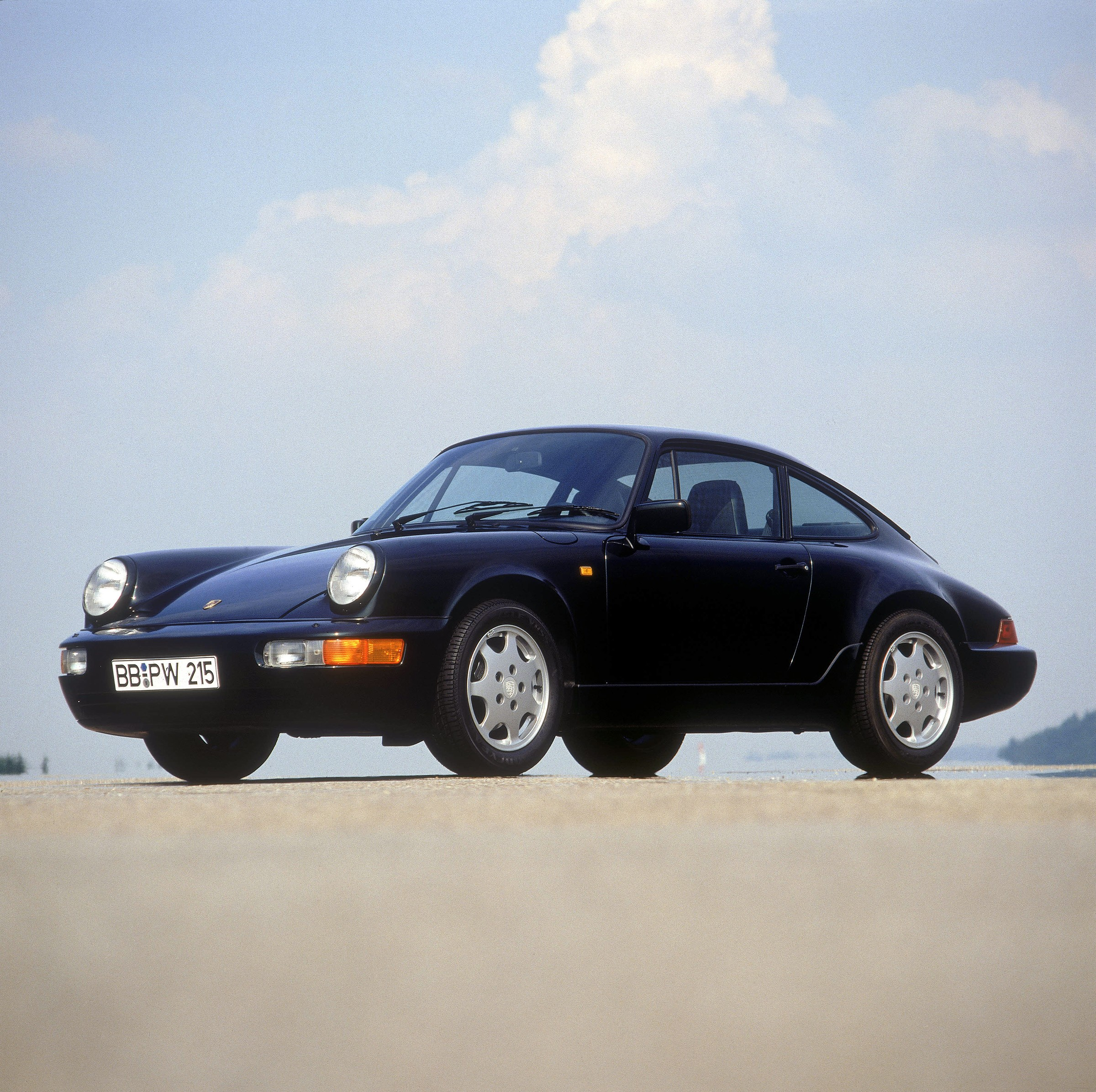 Porsche 911 V6 Horsepower: PORSCHE 911 Carrera 4 (964) Specs & Photos