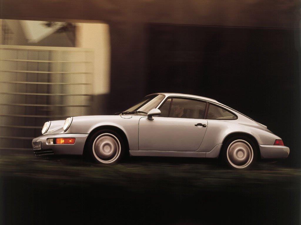 Porsche 911 Carrera 4 964 Specs Amp Photos 1988 1989