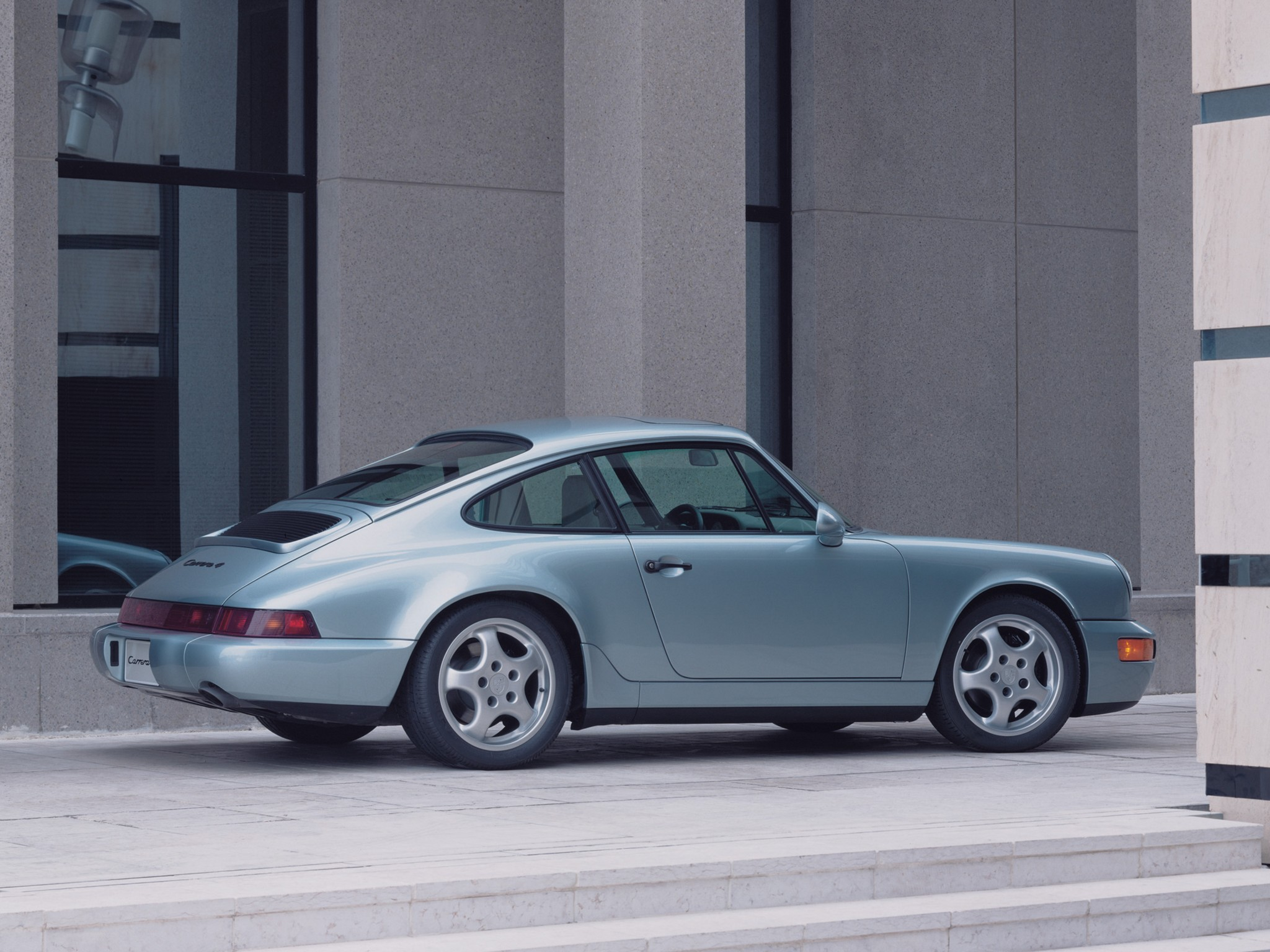 PORSCHE 911 Carrera 4 964 Specs Amp Photos 1988 1989