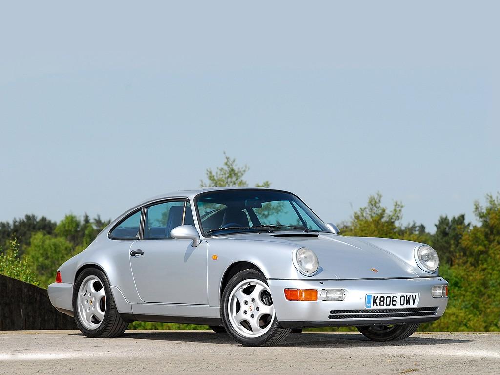 porsche 911 carrera 4 964 1988 1993