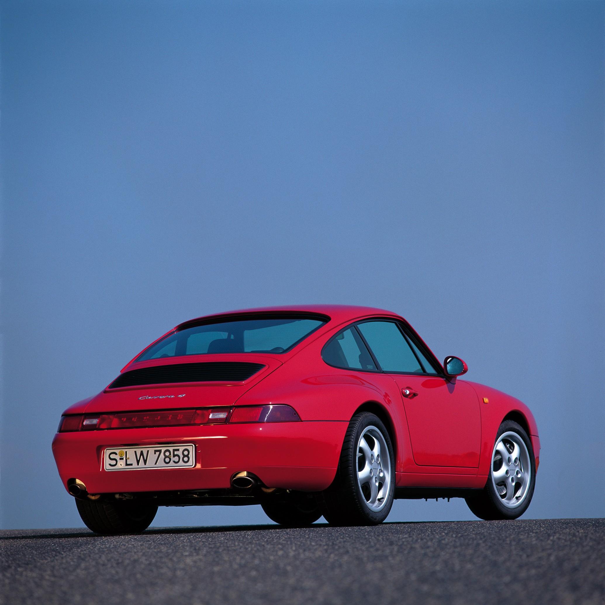 1997 Porsche 911 Camshaft: PORSCHE 911 Carrera 4 (993) Specs & Photos