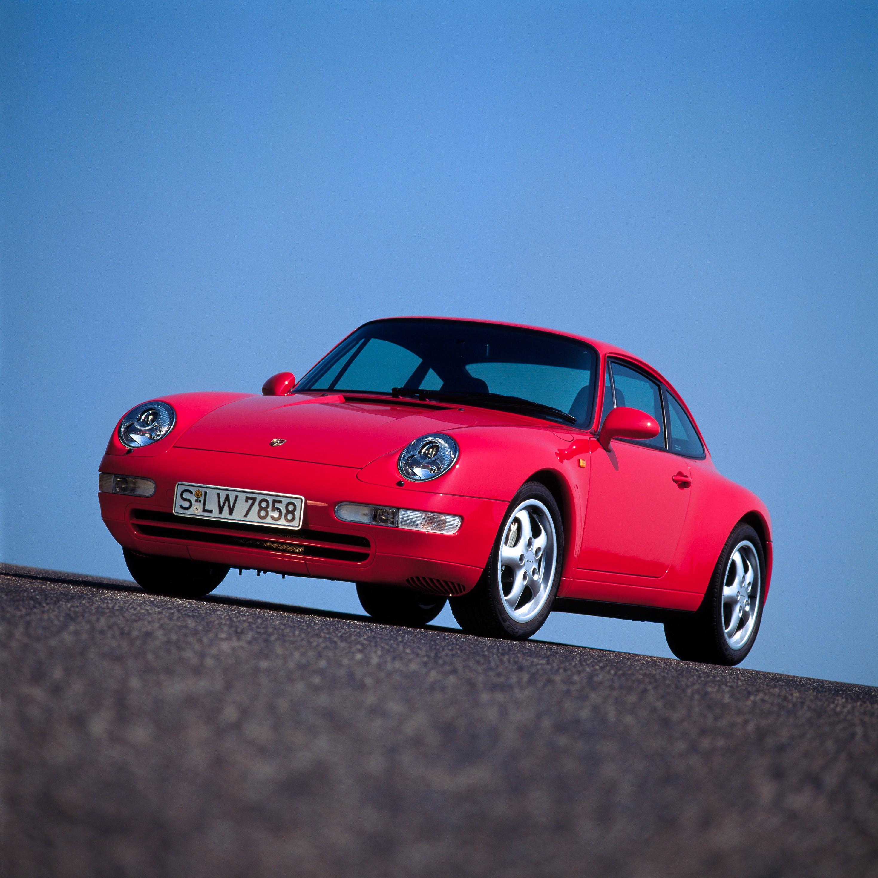 porsche 911 carrera 4 993 specs photos 1994 1995 1996 1997 autoevolution. Black Bedroom Furniture Sets. Home Design Ideas