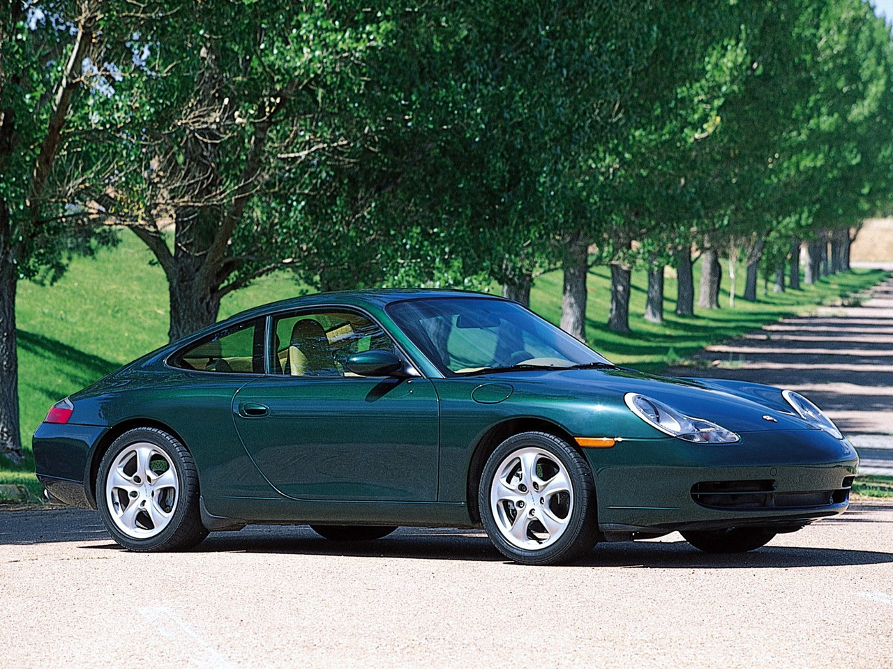 PORSCHE 911 Carrera 4 (996) specs & photos - 1998, 1999 ...