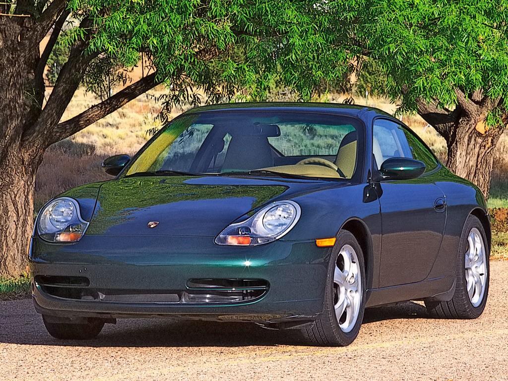 Porsche 911 Carrera 4  996  - 1998  1999  2000  2001
