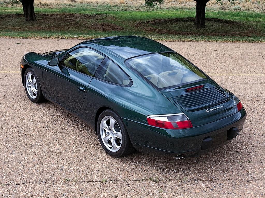 Porsche 911 Carrera 4 996 1998 1999 2000 2001