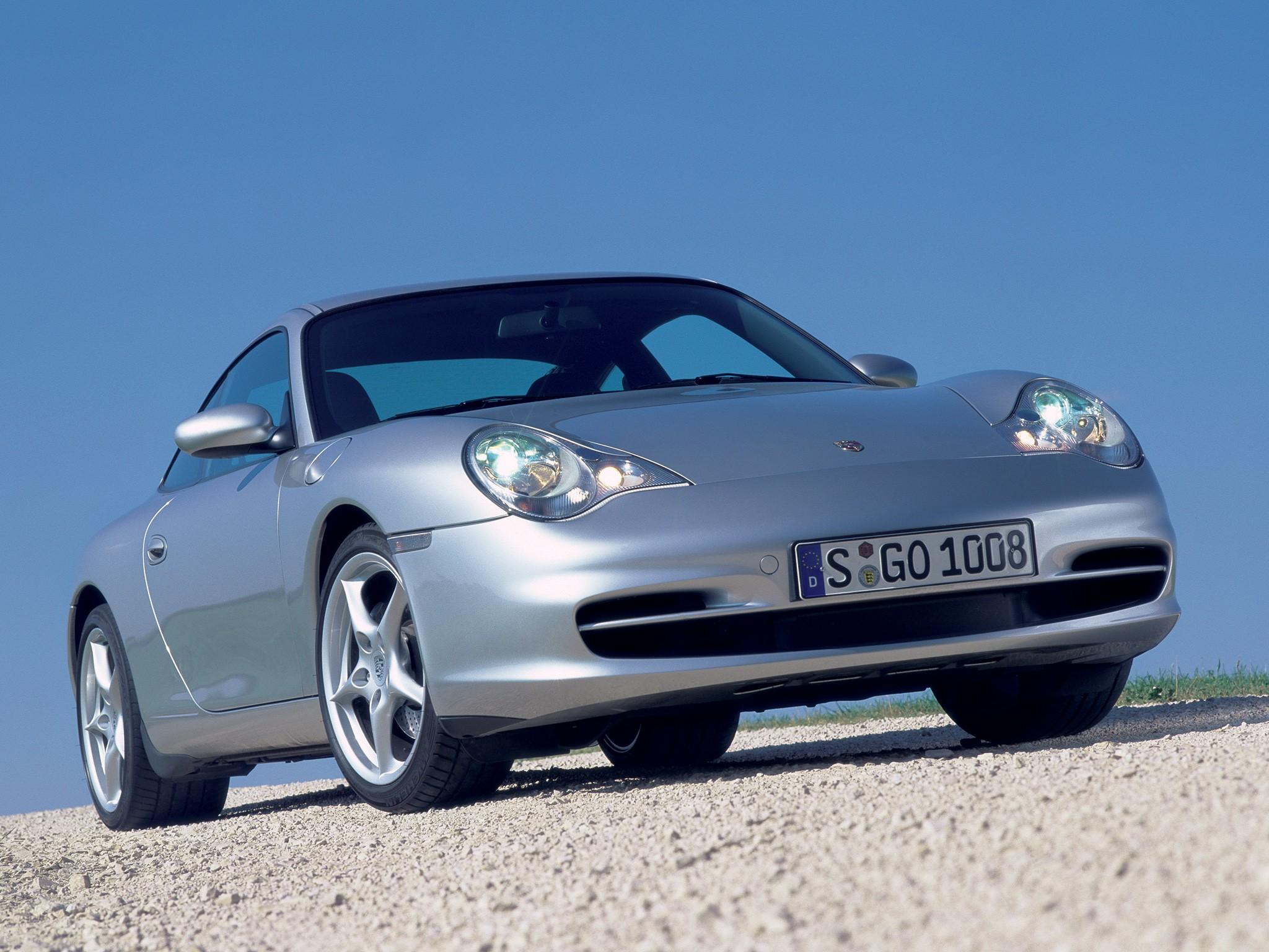 Porsche 911 Carrera 4 996 Specs Amp Photos 2001 2002