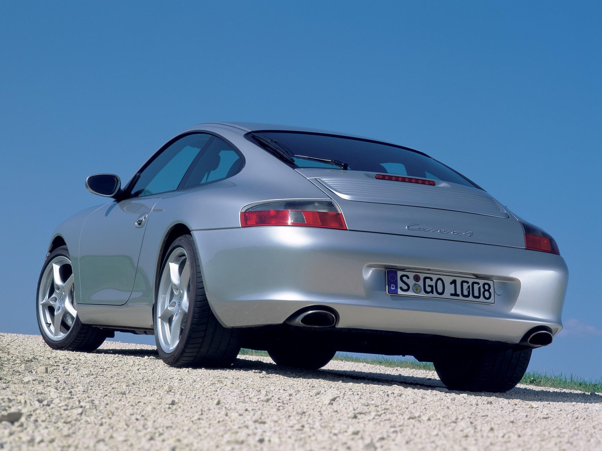 Porsche 911 Carrera 4 996 Specs Amp Photos 2001 2002 2003 2004 2005 Autoevolution