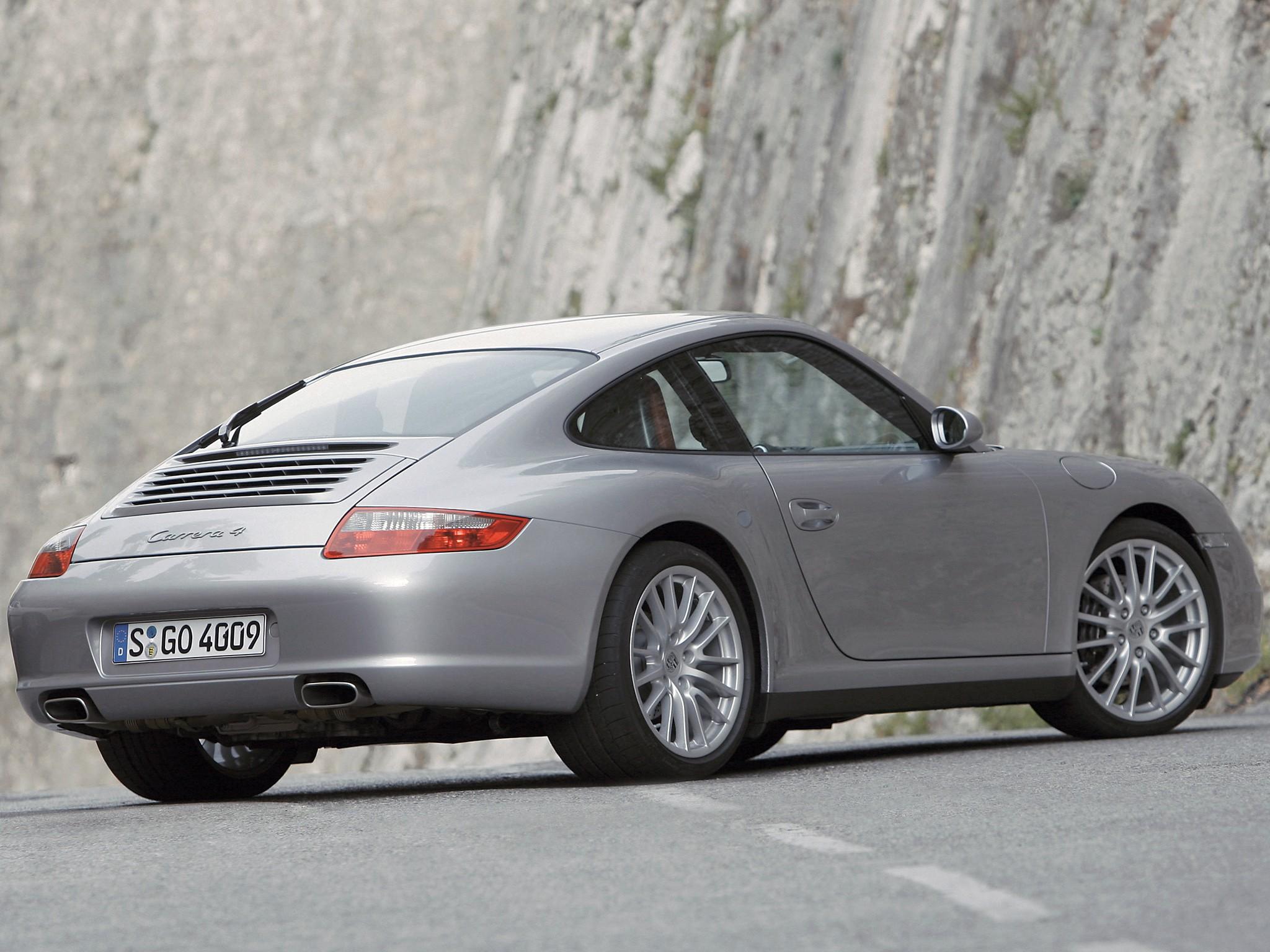 porsche 911 carrera 4 997 specs 2005 2006 2007 2008 autoevolution. Black Bedroom Furniture Sets. Home Design Ideas