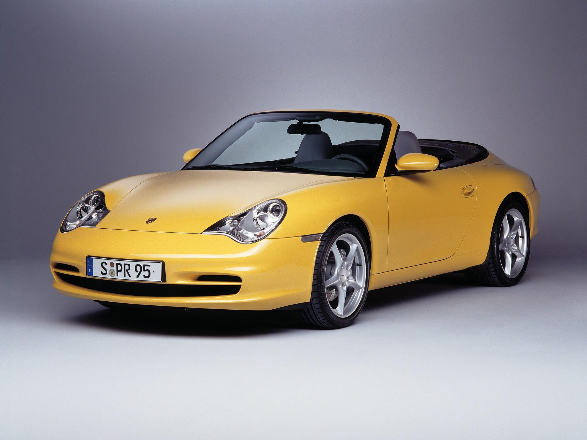 porsche 911 carrera 4 cabriolet 996 2001 2002 2003 2004 autoevolution. Black Bedroom Furniture Sets. Home Design Ideas