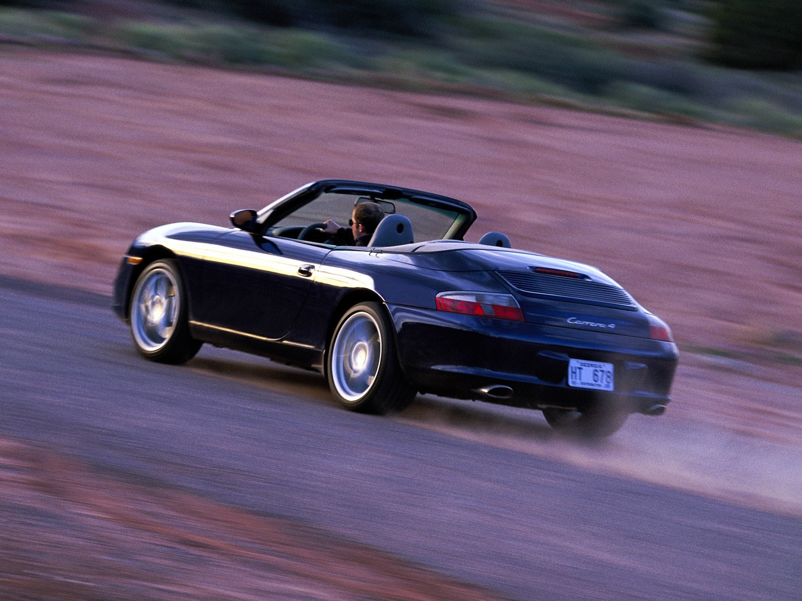 Porsche 911 Carrera 4 Cabriolet 996 Specs Photos 2001