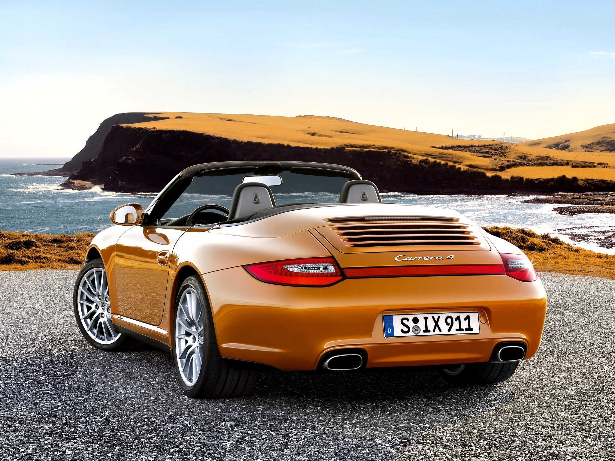 porsche 911 carrera 4 cabriolet 997 specs 2008 2009 2010 2011 autoevolution. Black Bedroom Furniture Sets. Home Design Ideas