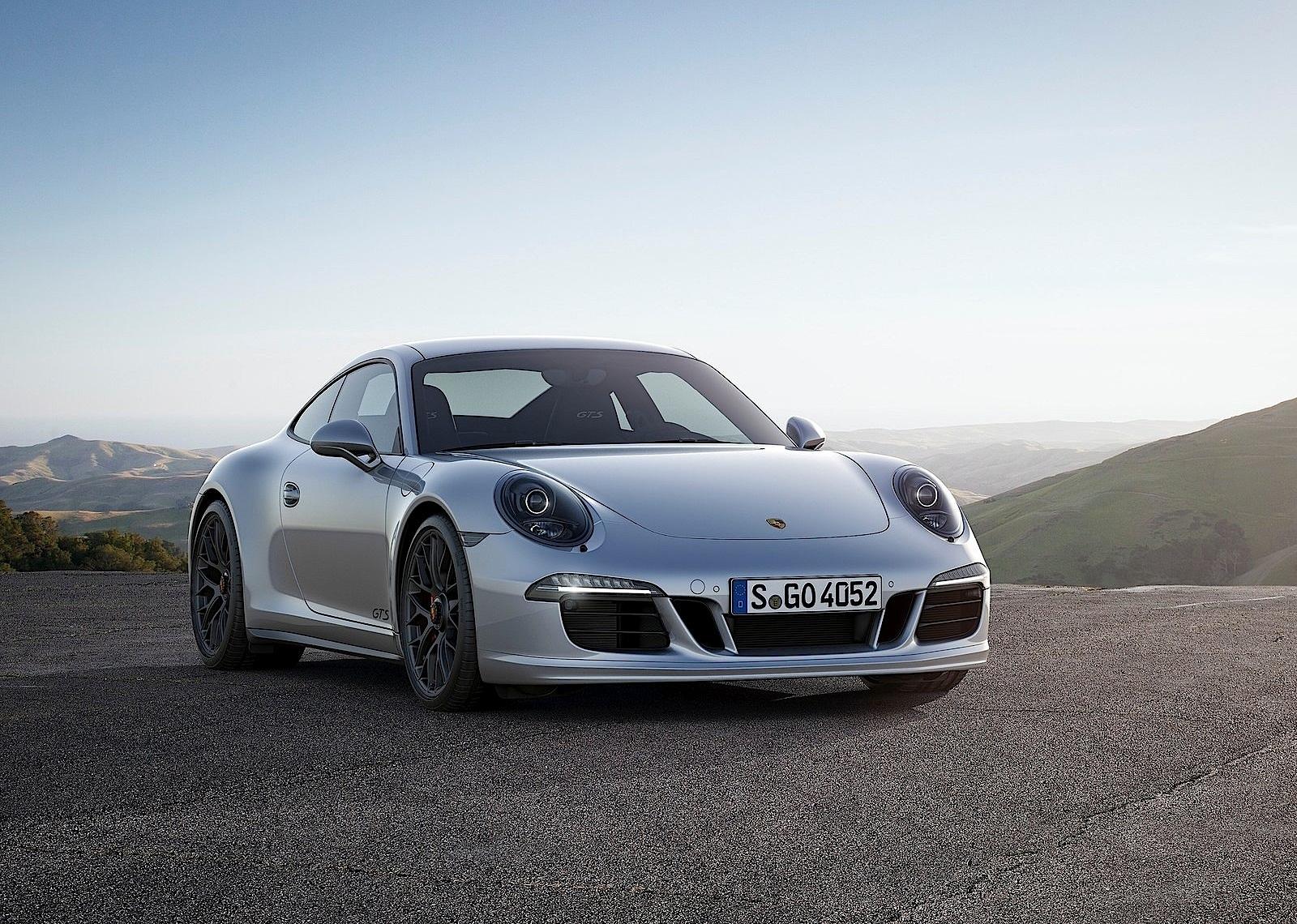 Porsche 911 Carrera 4 Gts 2017 Present