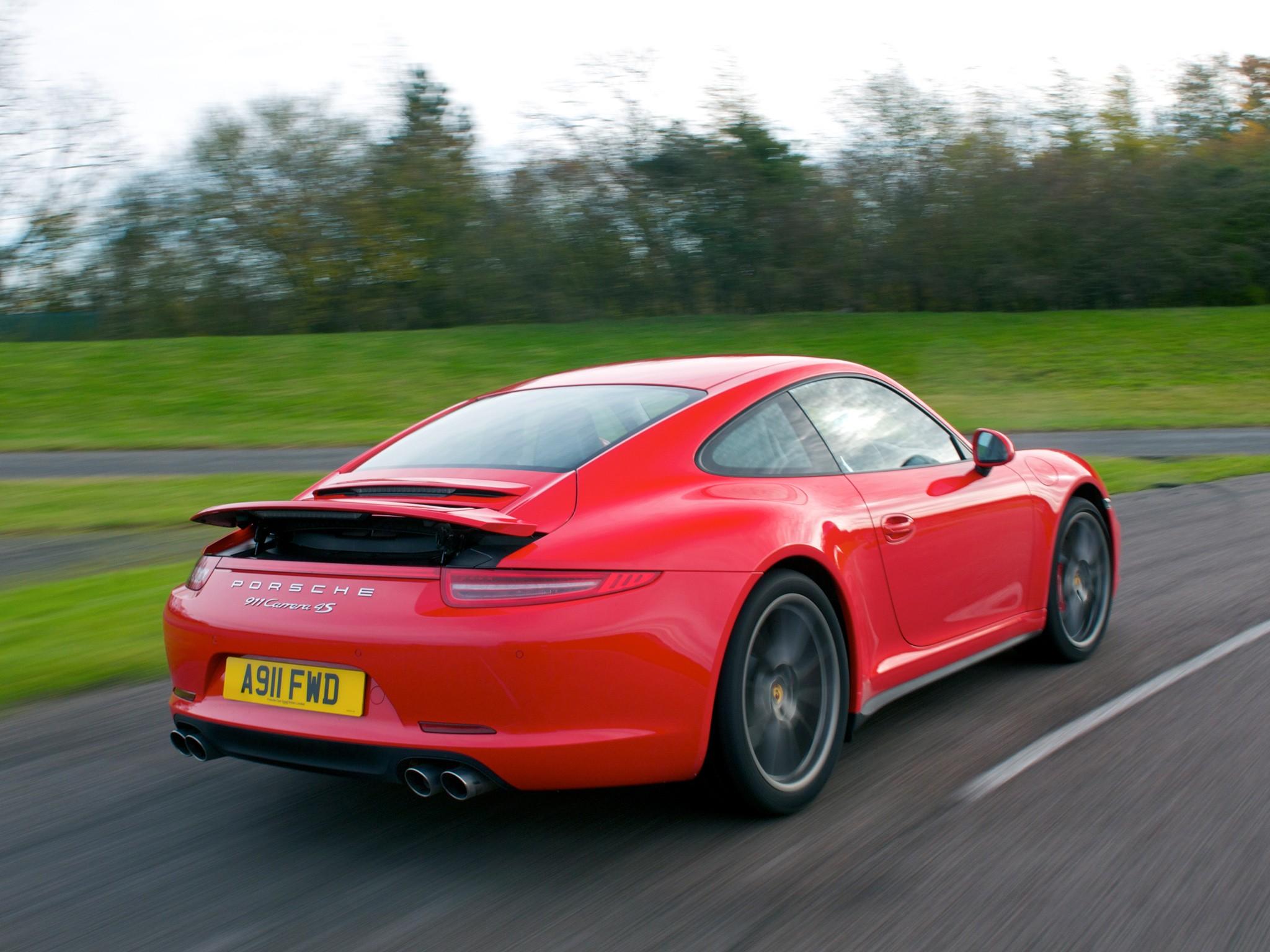 porsche 911 carrera 4s (991) specs - 2012, 2013, 2014, 2015, 2016
