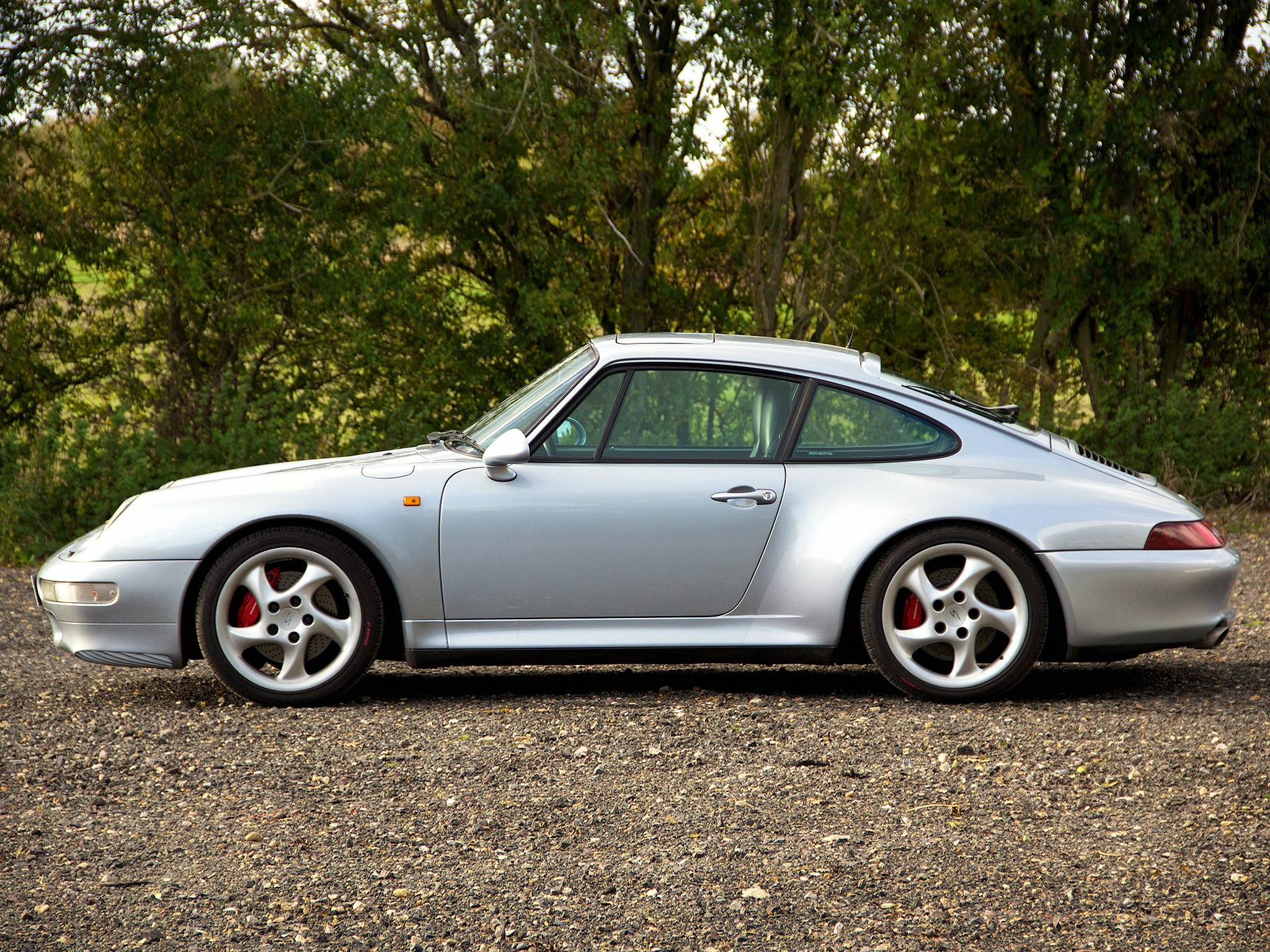Porsche 911 Carrera 4s 993 Specs Amp Photos 1995 1996