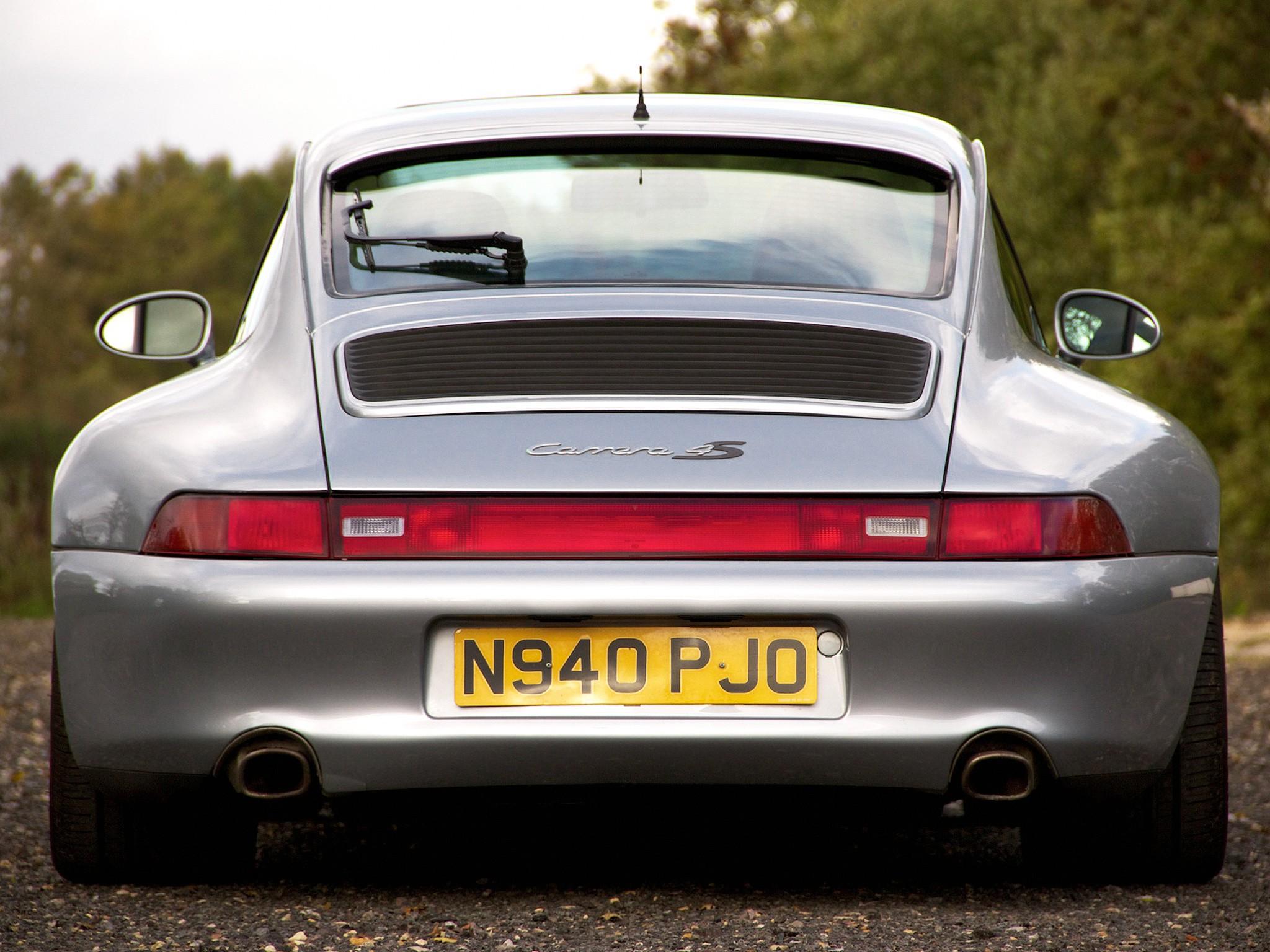 Porsche 911 4s >> PORSCHE 911 Carrera 4S (993) specs & photos - 1995, 1996, 1997, 1998 - autoevolution