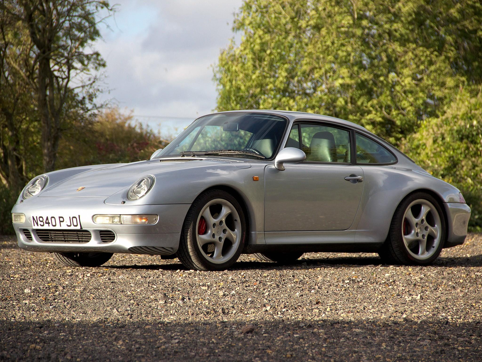 Porsche 911 Carrera 4s 993 Specs Amp Photos 1995 1996 1997 1998 Autoevolution