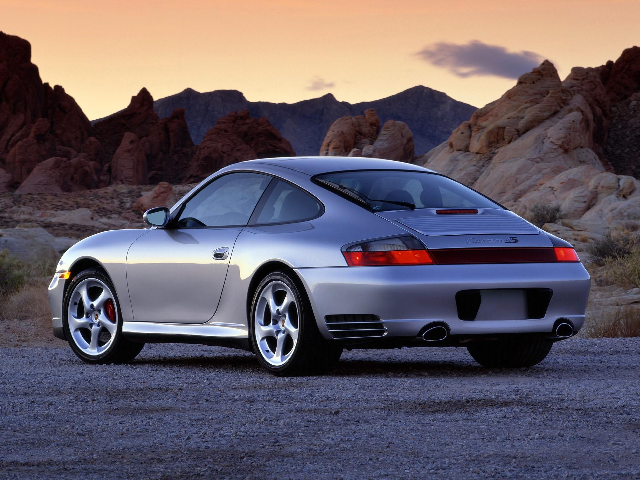 Porsche 911 Carrera 4s 996 2001 2002 2003 2004
