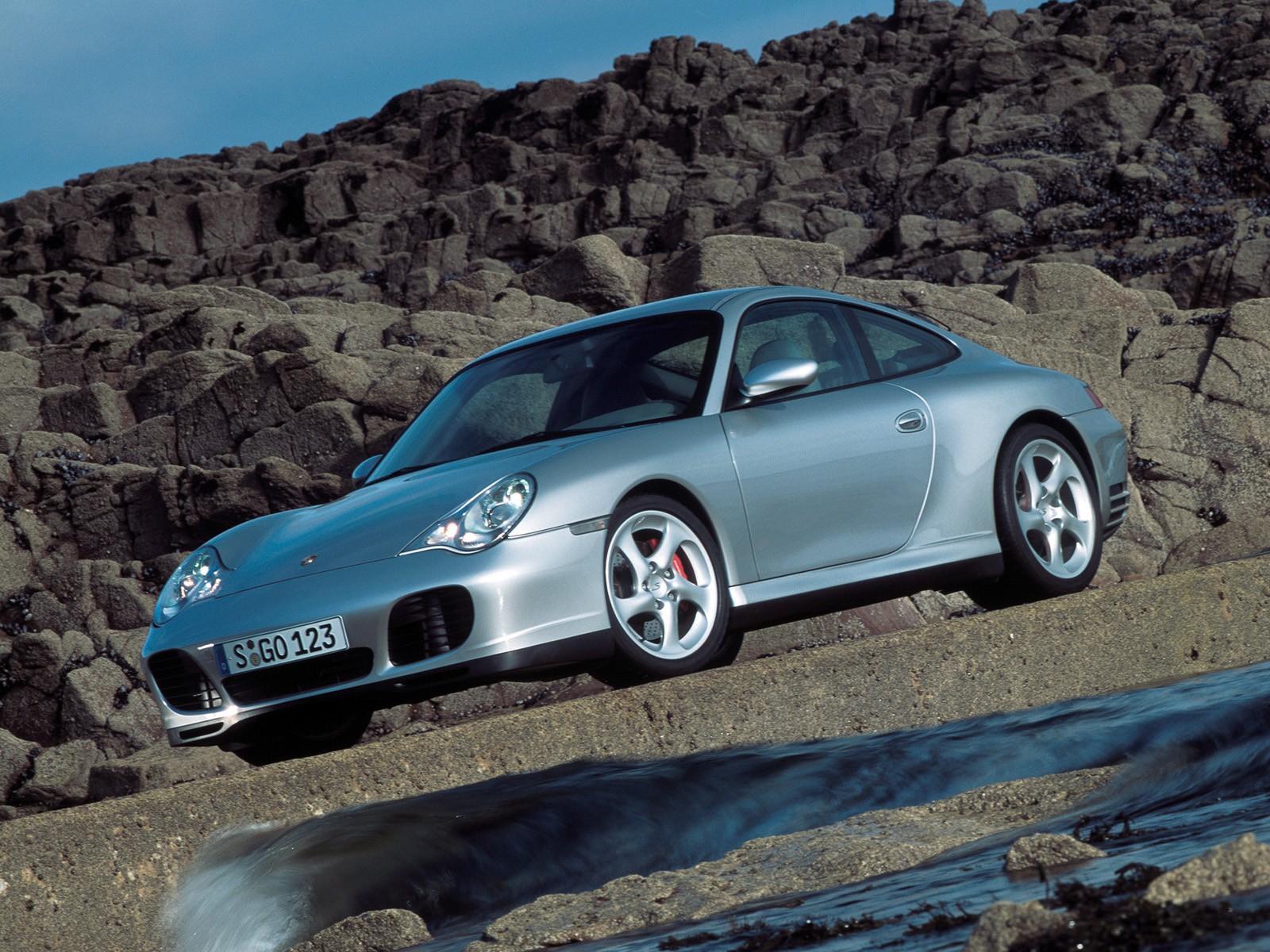 Porsche 911 Carrera 4s 996 Specs Amp Photos 2001 2002