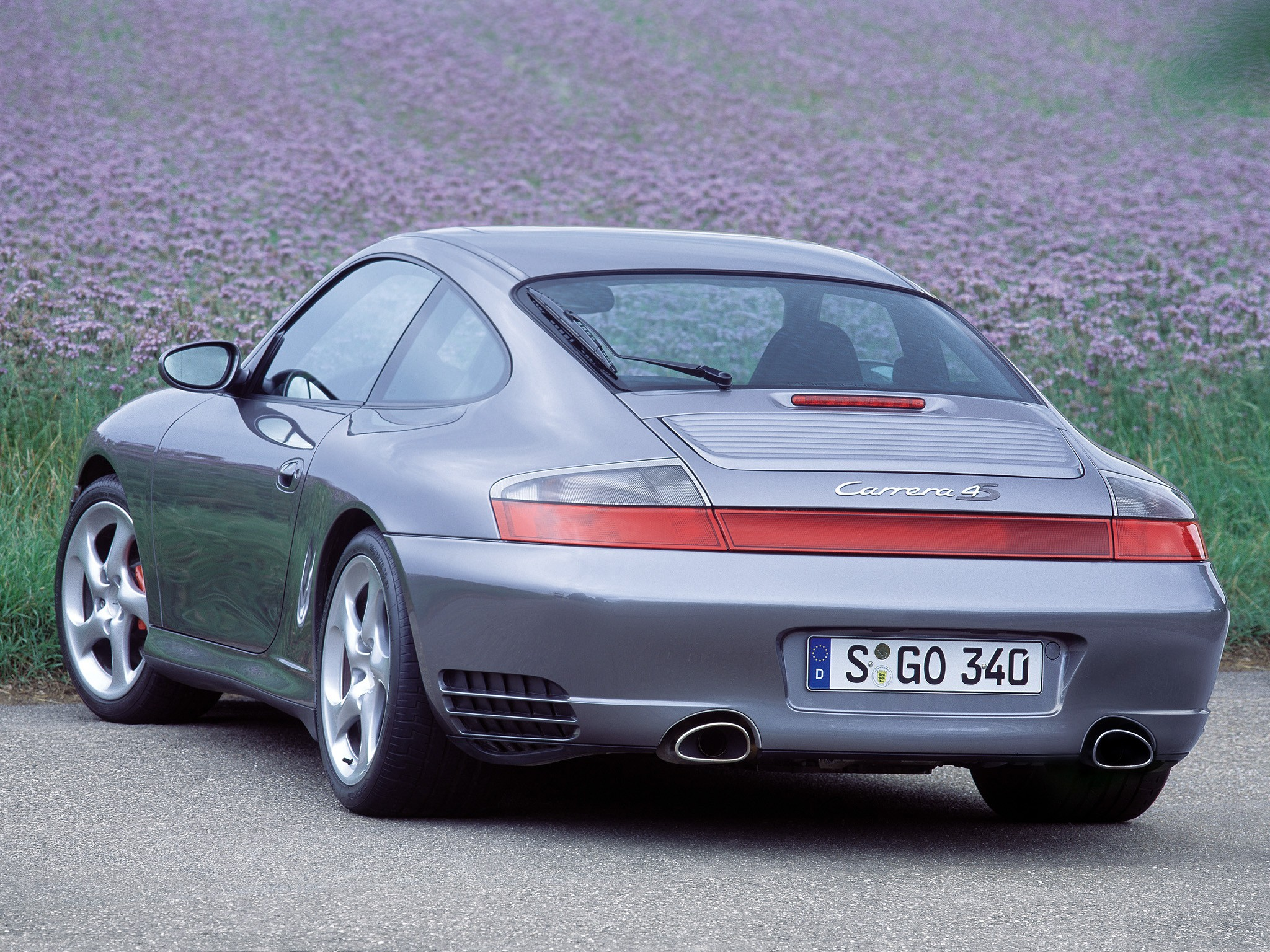 Modified Porsche 911 >> PORSCHE 911 Carrera 4S (996) specs - 2001, 2002, 2003, 2004, 2005 - autoevolution