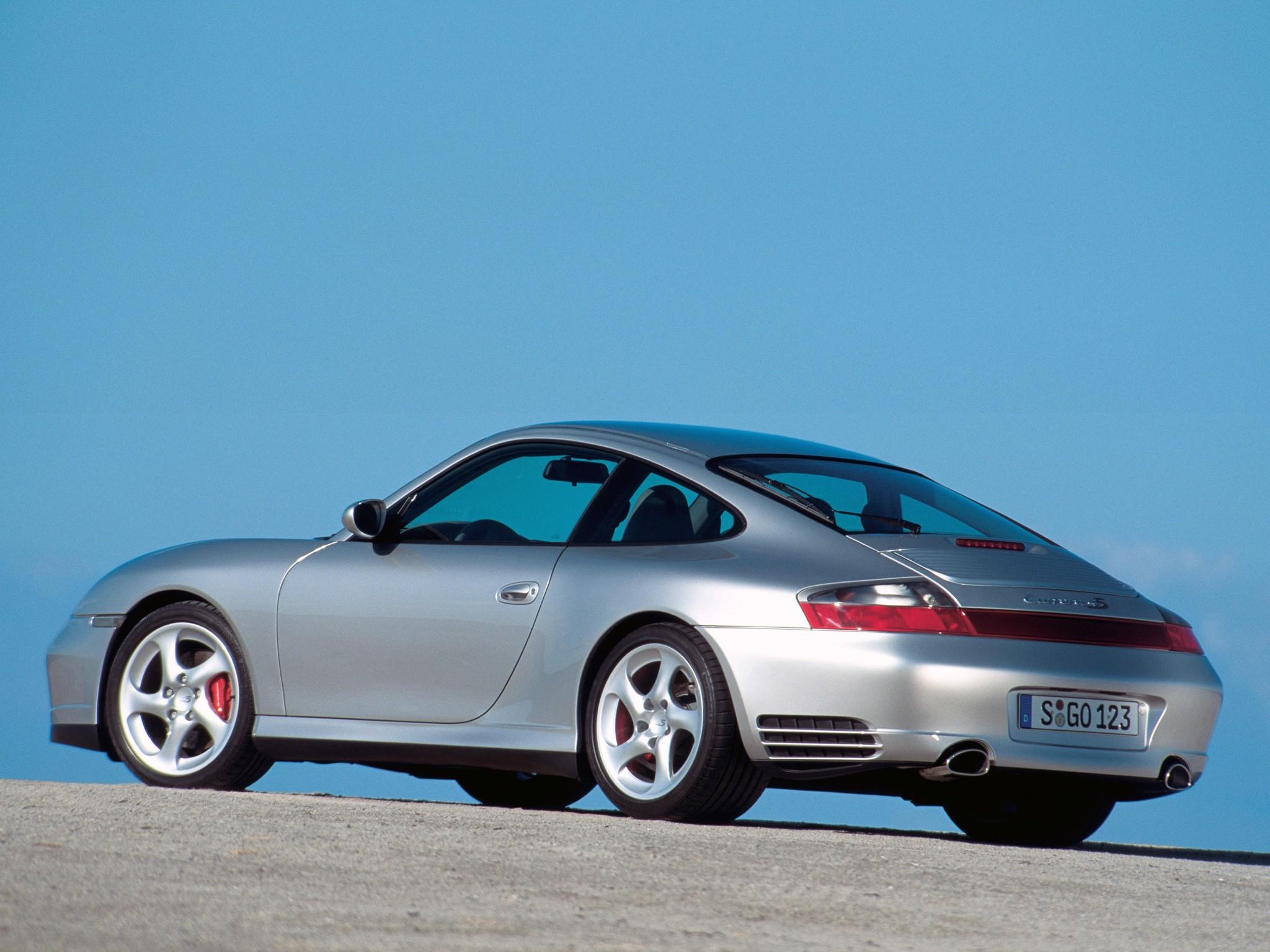 porsche 911 carrera 4s 996 specs 2001 2002 2003 2004 2005 autoevolution. Black Bedroom Furniture Sets. Home Design Ideas