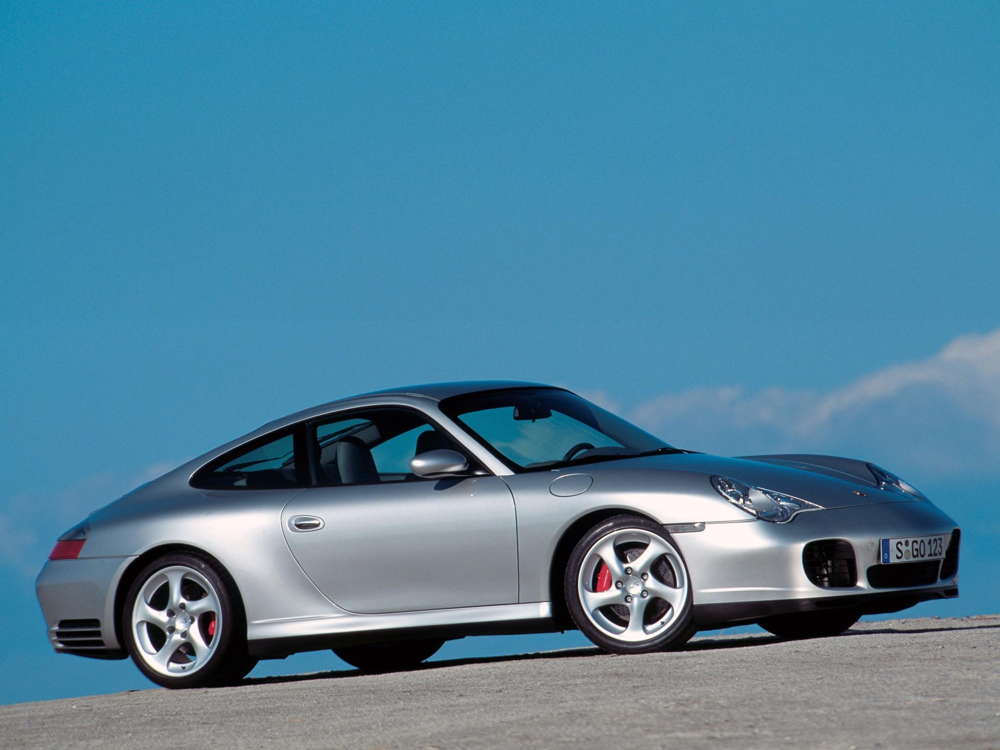 porsche 911 carrera 4s 996 2001 2002 2003 2004 2005 autoevolution. Black Bedroom Furniture Sets. Home Design Ideas