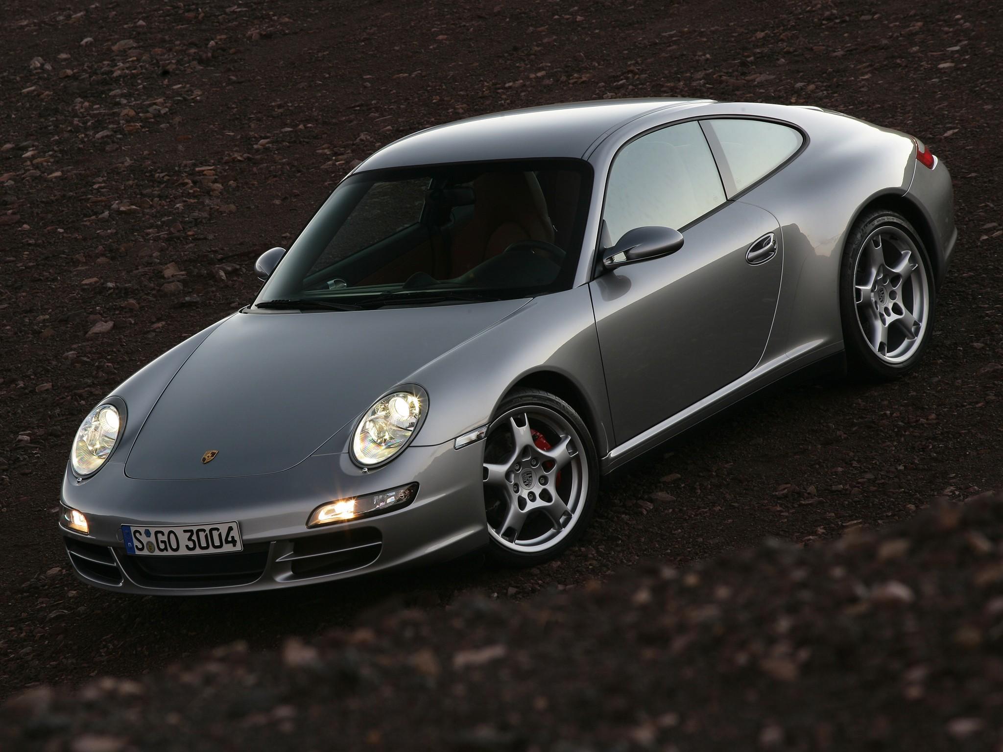 Porsche 911 Carrera 4s 997 Specs Amp Photos 2005 2006