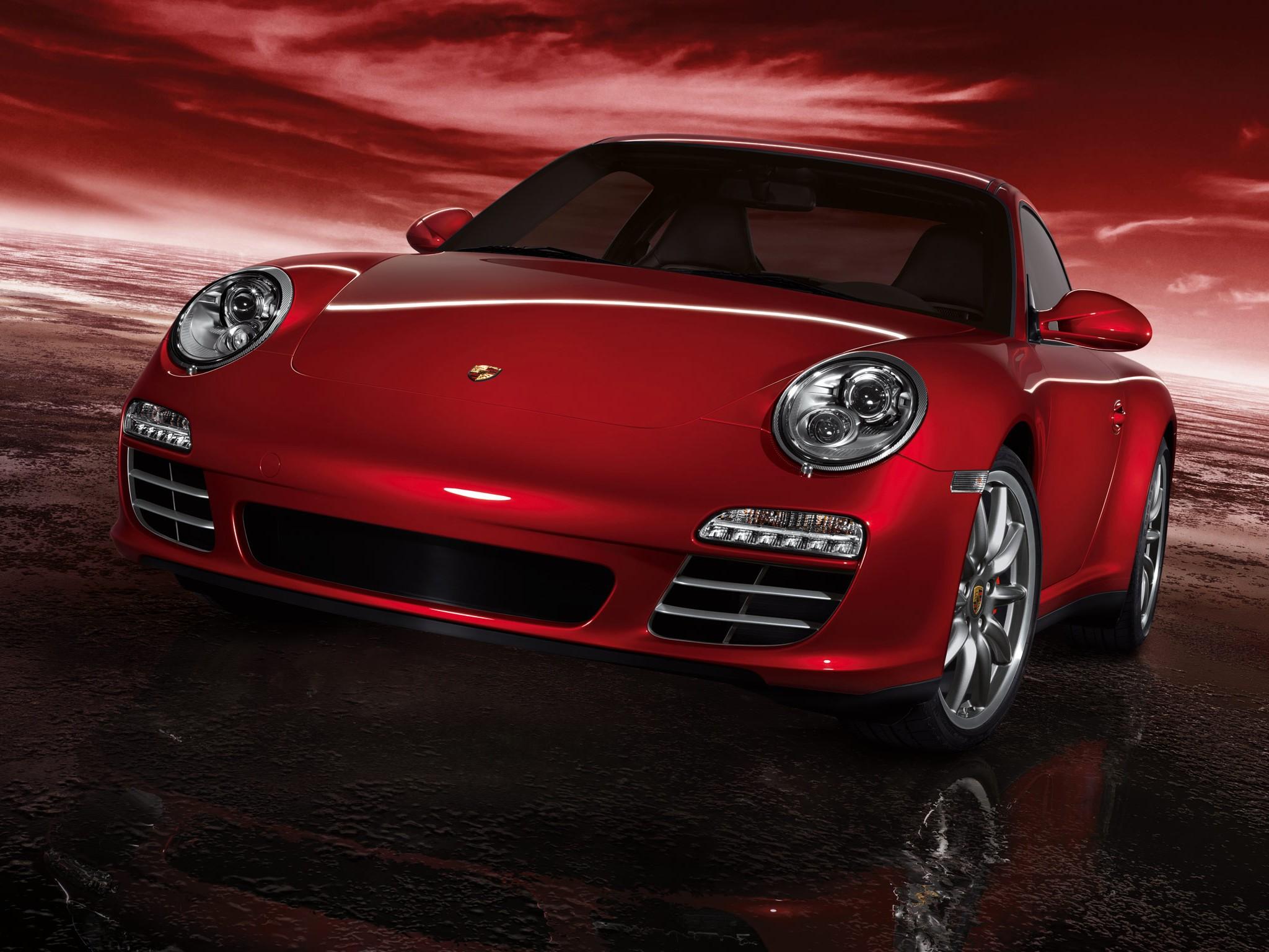 Porsche 911 Carrera 4s 997 Specs 2008 2009 2010