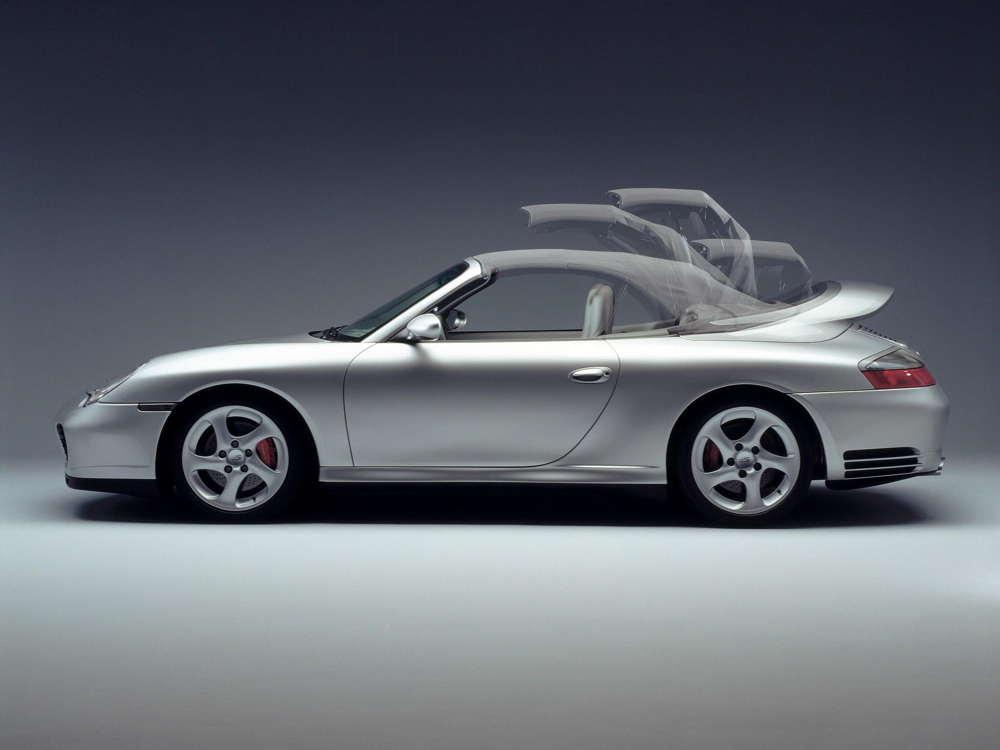 Porsche 911 Carrera 4s Cabriolet 996 Specs 2003 2004